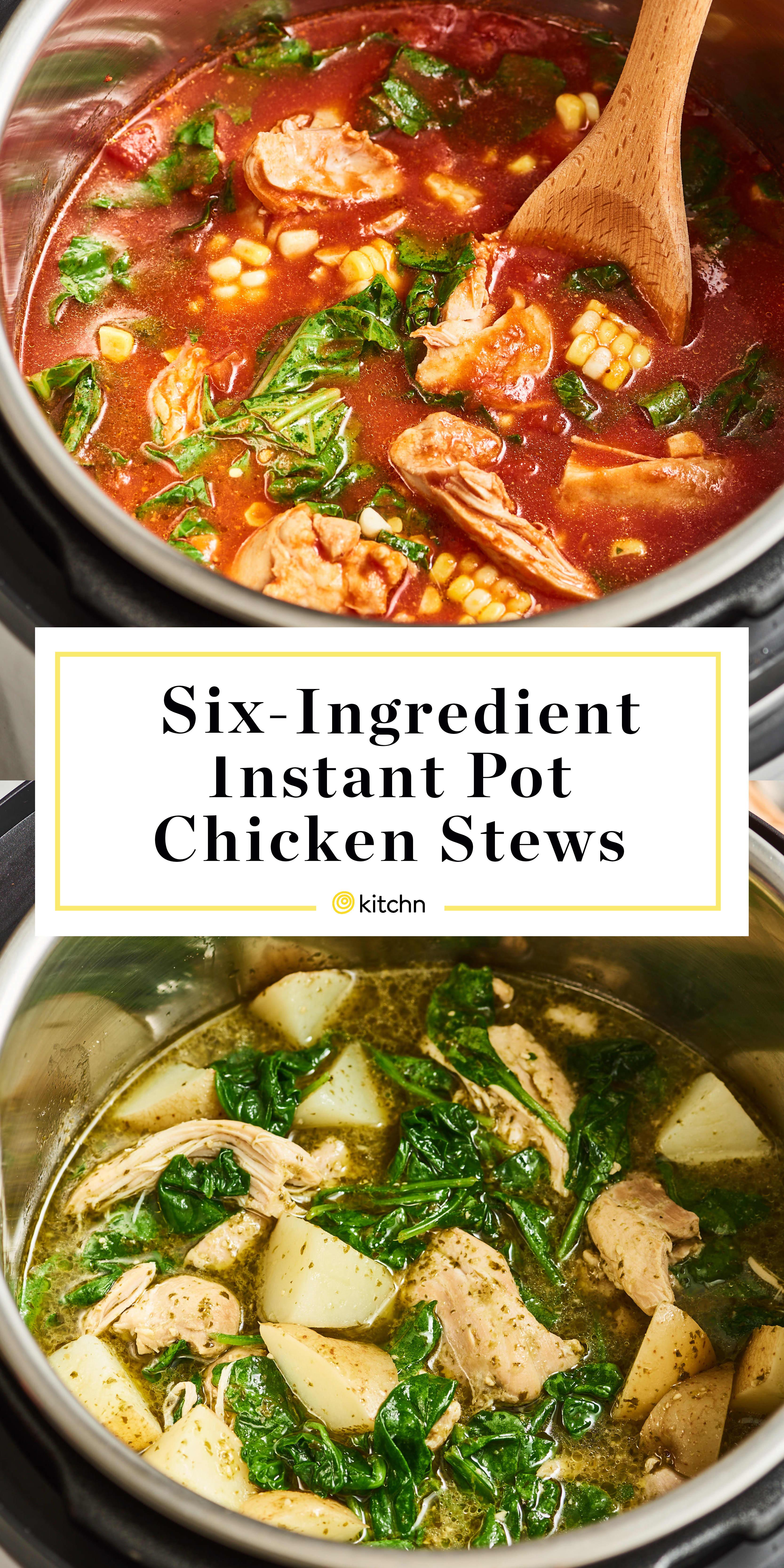 5 Easy Instant Pot Chicken Stews | Kitchn