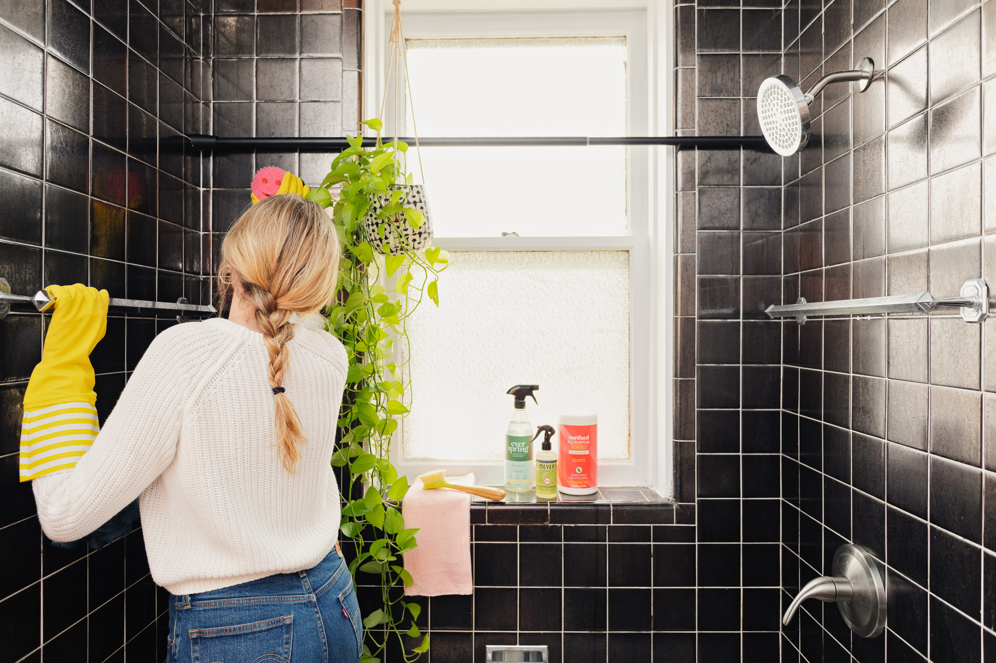 14 Ways To Prevent Bathroom Mold Apartment Therapy