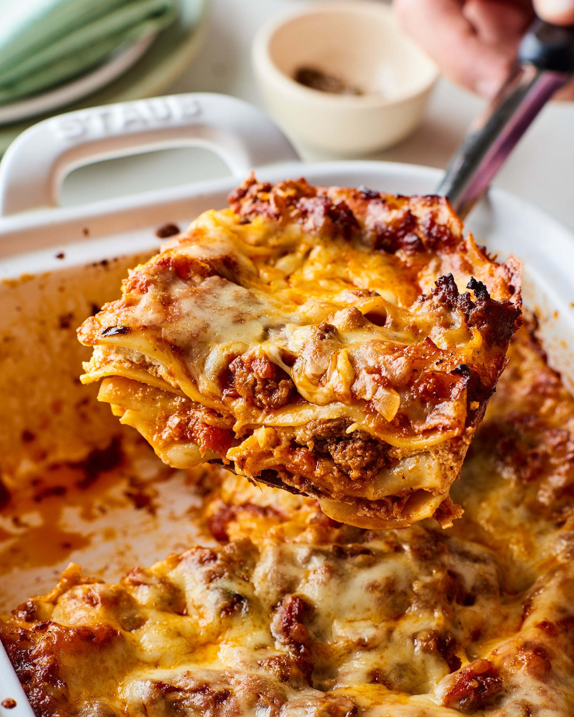 How To Make The Easiest Lasagna Ever Kitchn