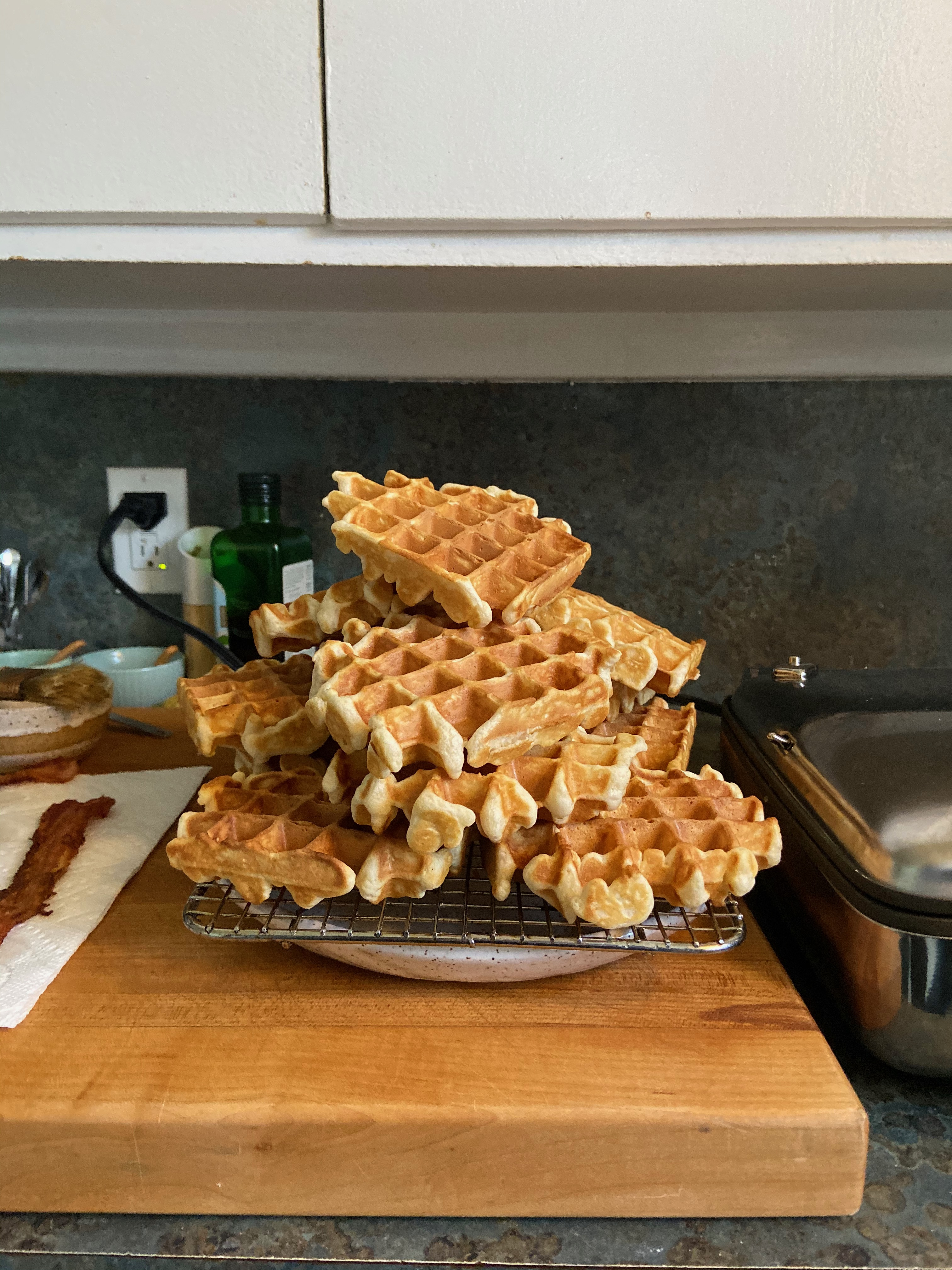 All Clad Waffle Maker Review Kitchn