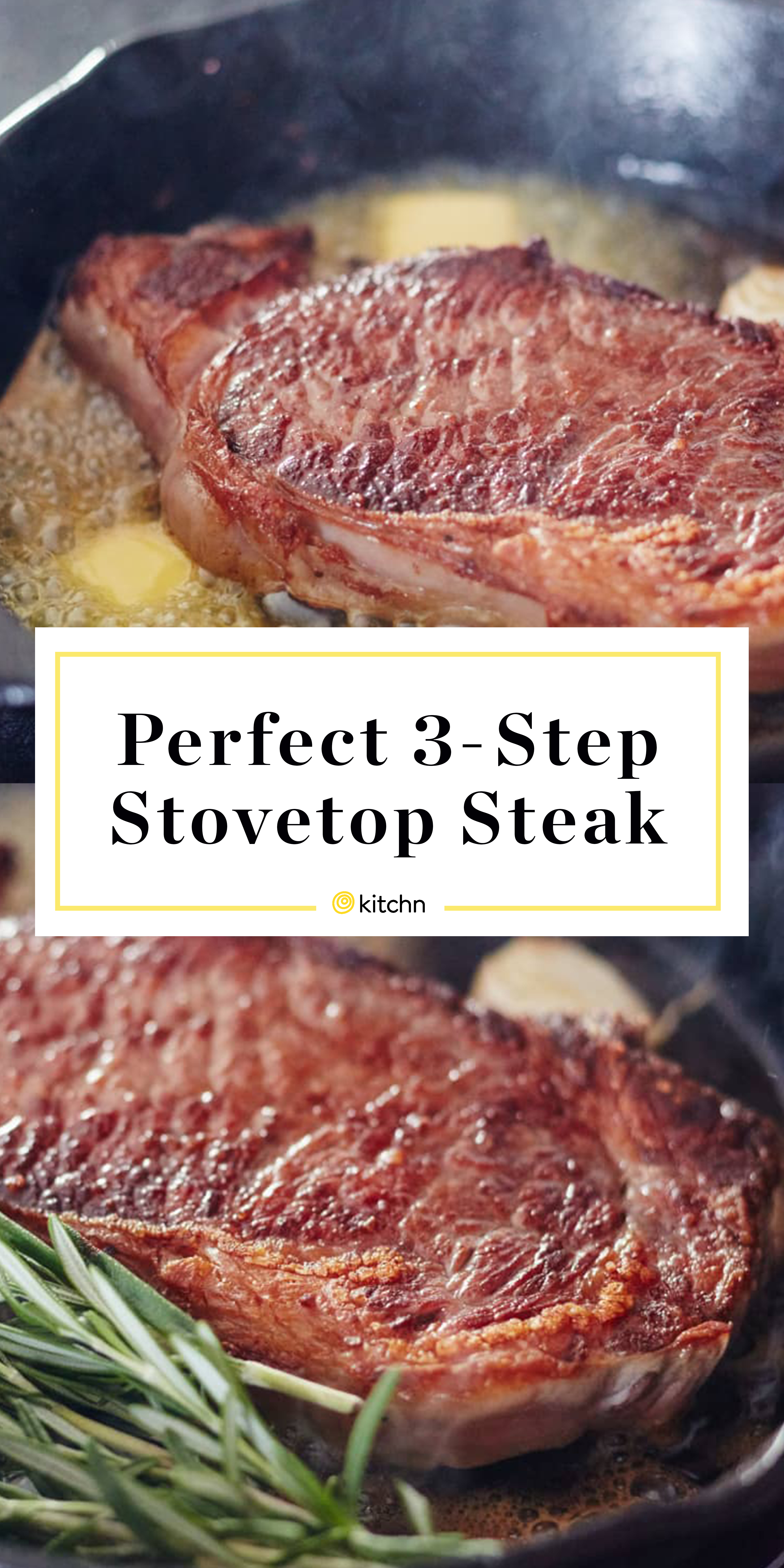 How To Cook Steak On The Stove The Simplest Easiest Method Kitchn