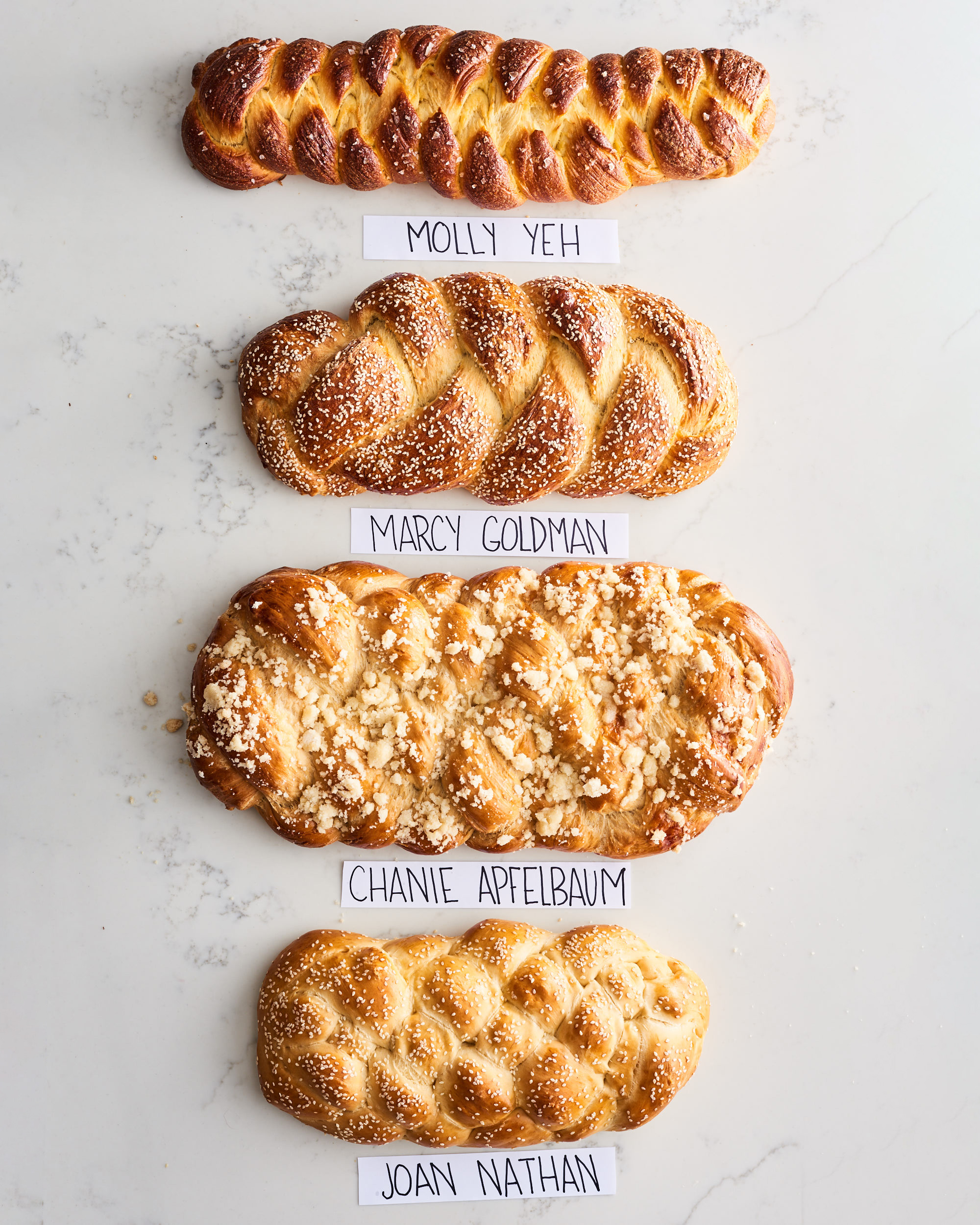 We Tested 4 Classic Challah Recipes Here S How They Compared Kitchn