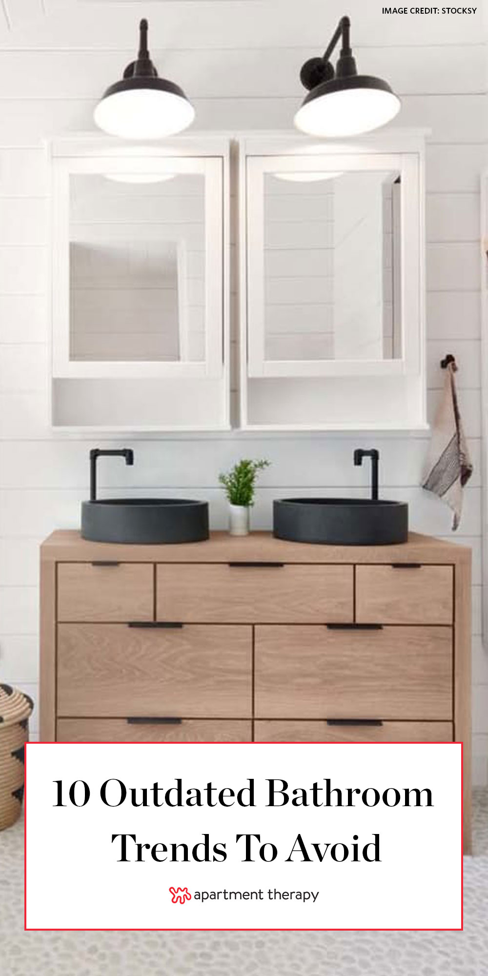 Admirable Outdated Bathroom Trends According To Real Estate Agents Pabps2019 Chair Design Images Pabps2019Com