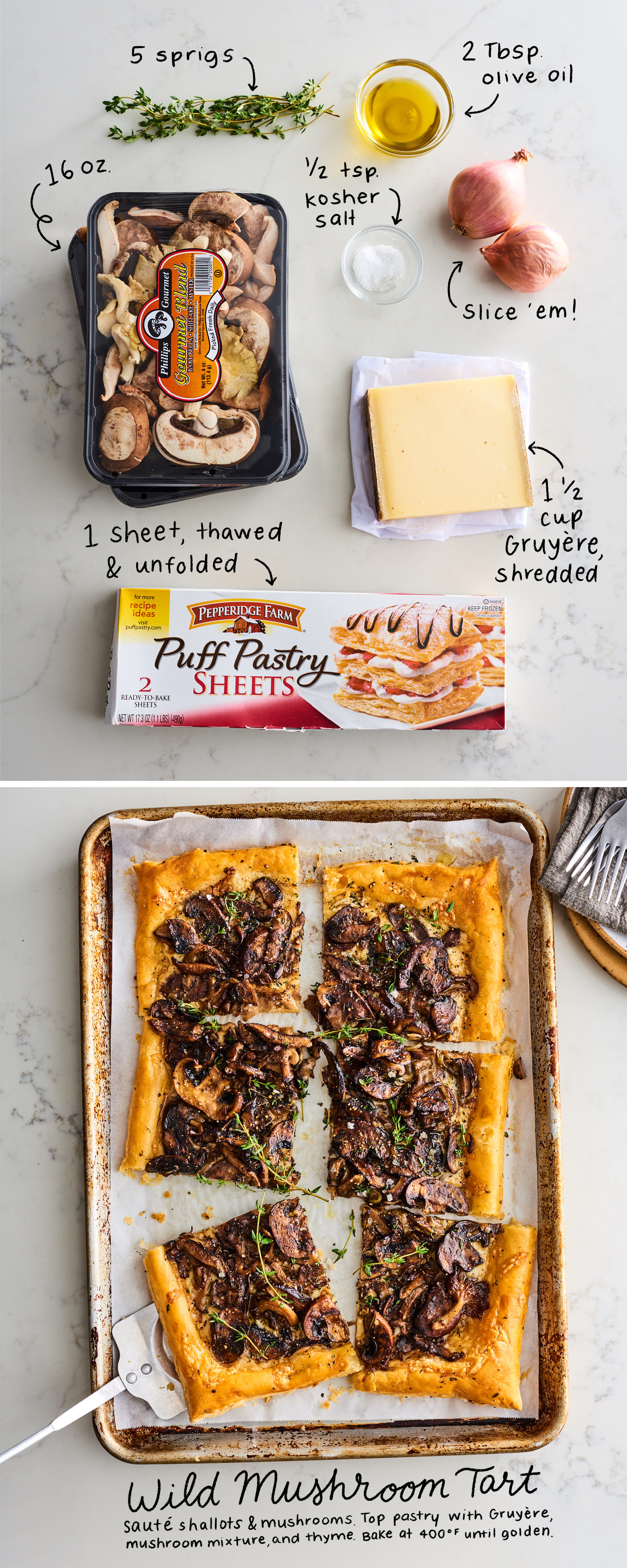5 Easy Appetizers That Start With Frozen Puff Pastry Kitchn