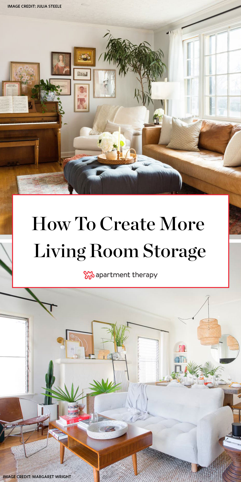The Most Unexpected, Best Storage Spot In Your Living Room ...