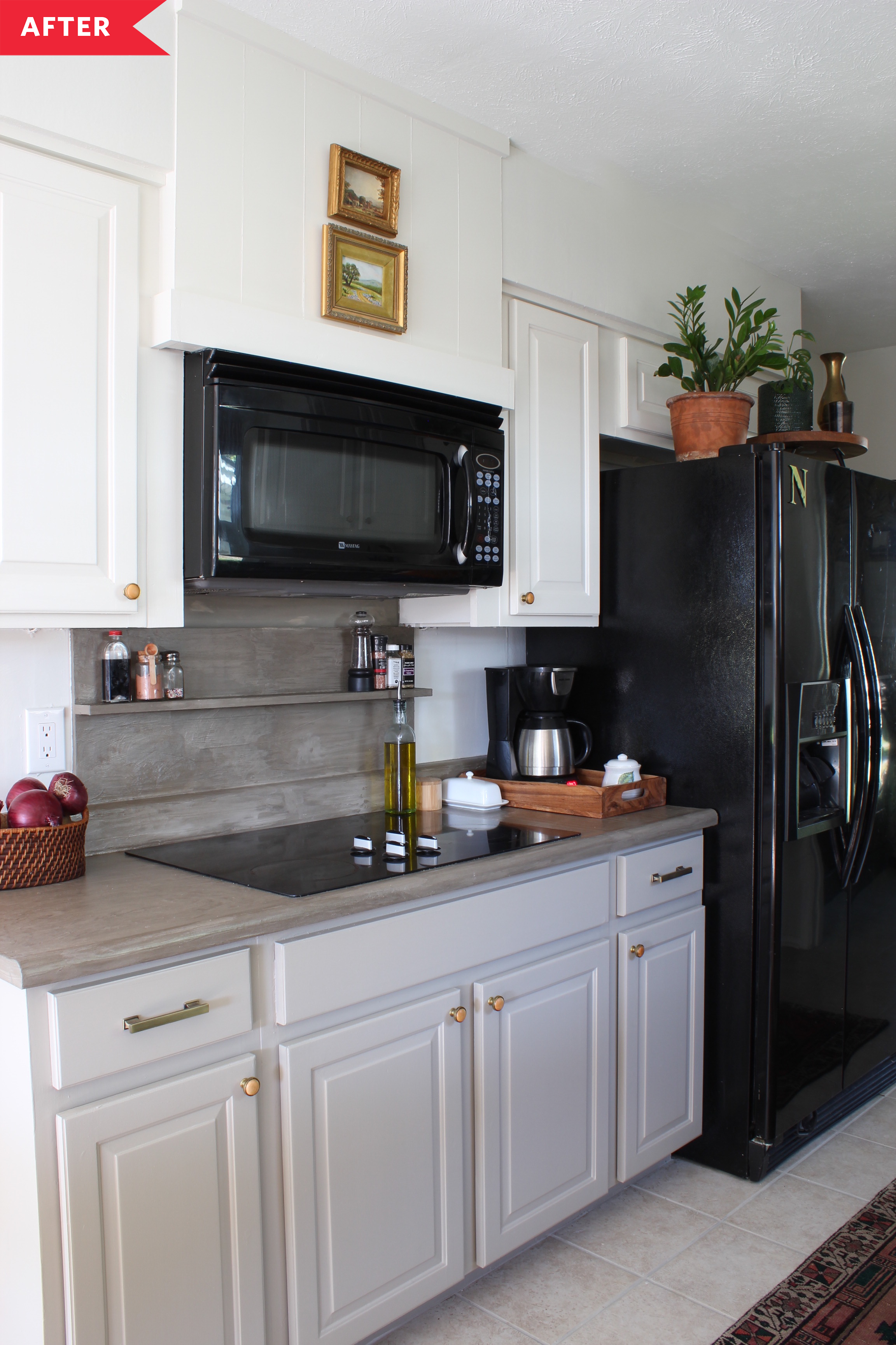 Budget Kitchen Makeover Thousand Dollars Kitchn