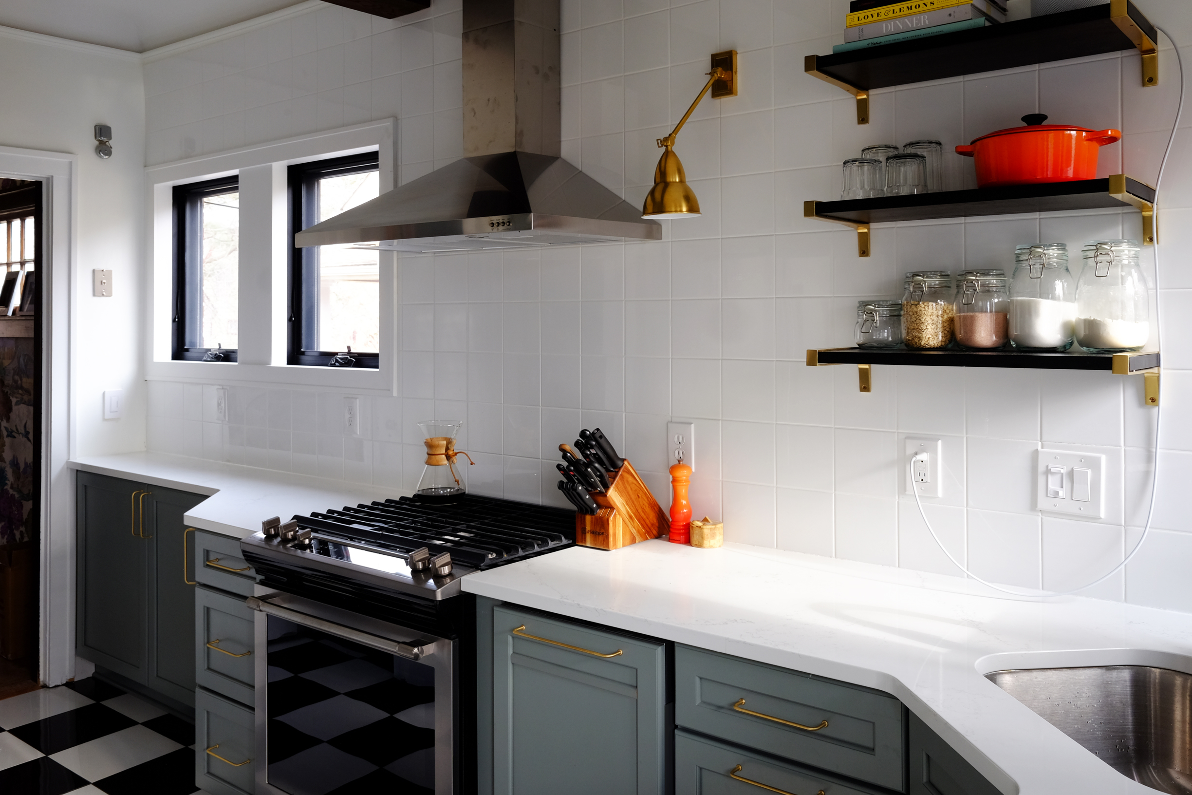 1920s Bungalow Kitchen Remodel Photos Apartment Therapy