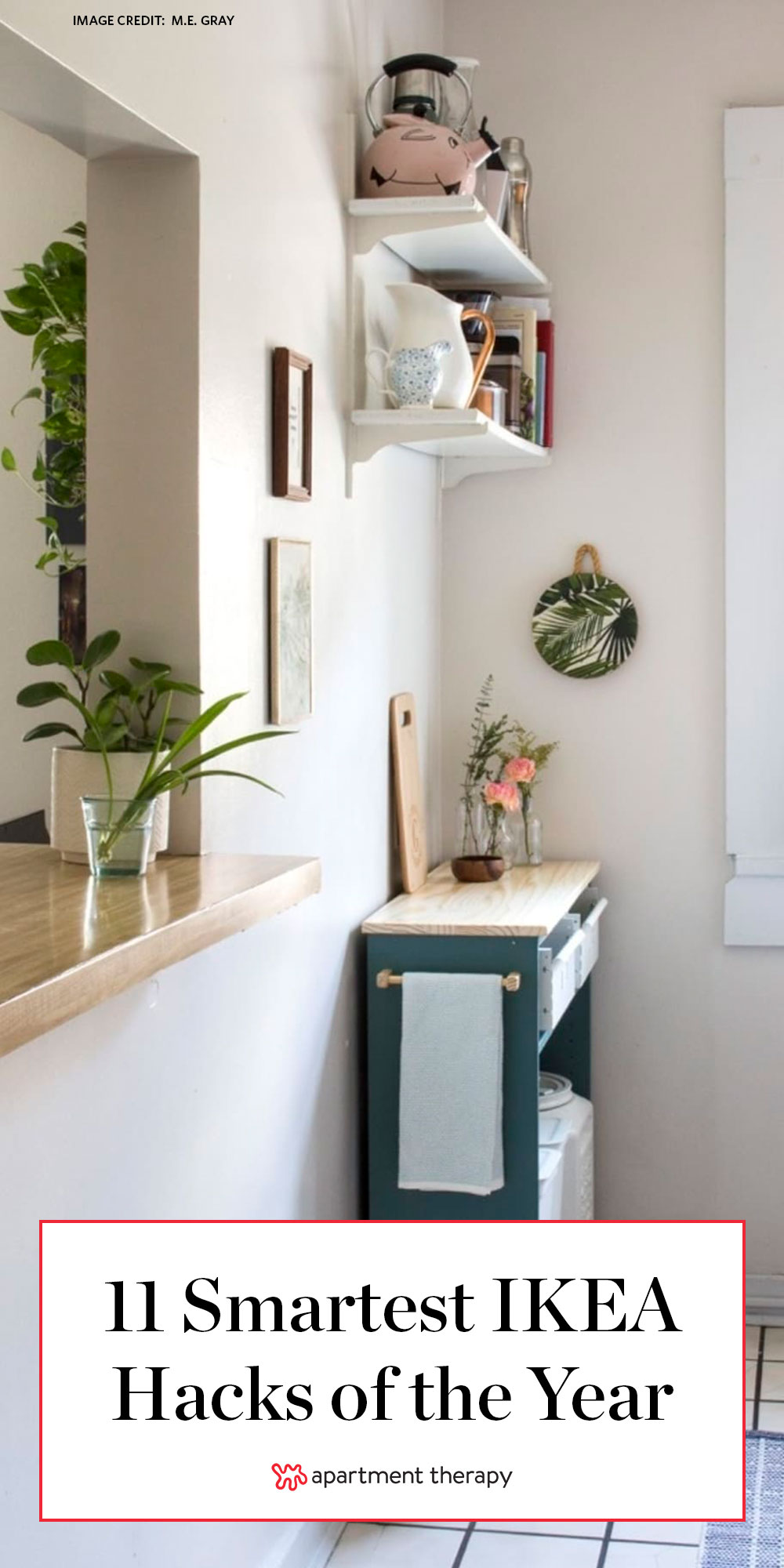 Best Ikea Hacks Apartment Therapy