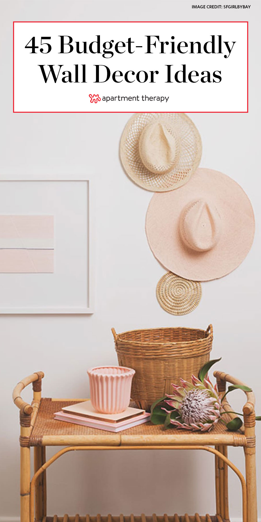 Wall Decor Ideas - 8 Things to Try at Home | Apartment Therapy