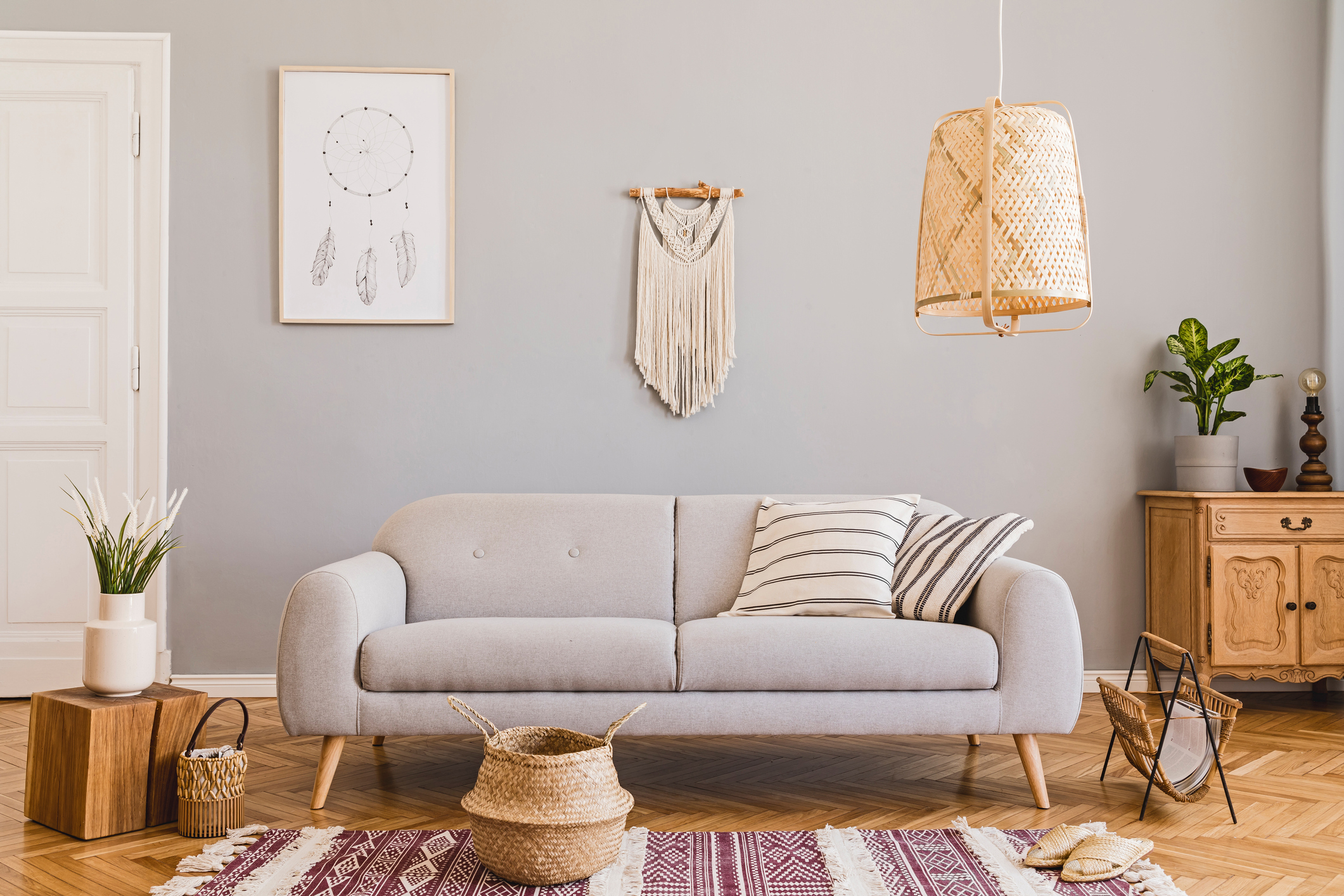 Why Real Estate Agents Hate All-Gray Living Rooms ...