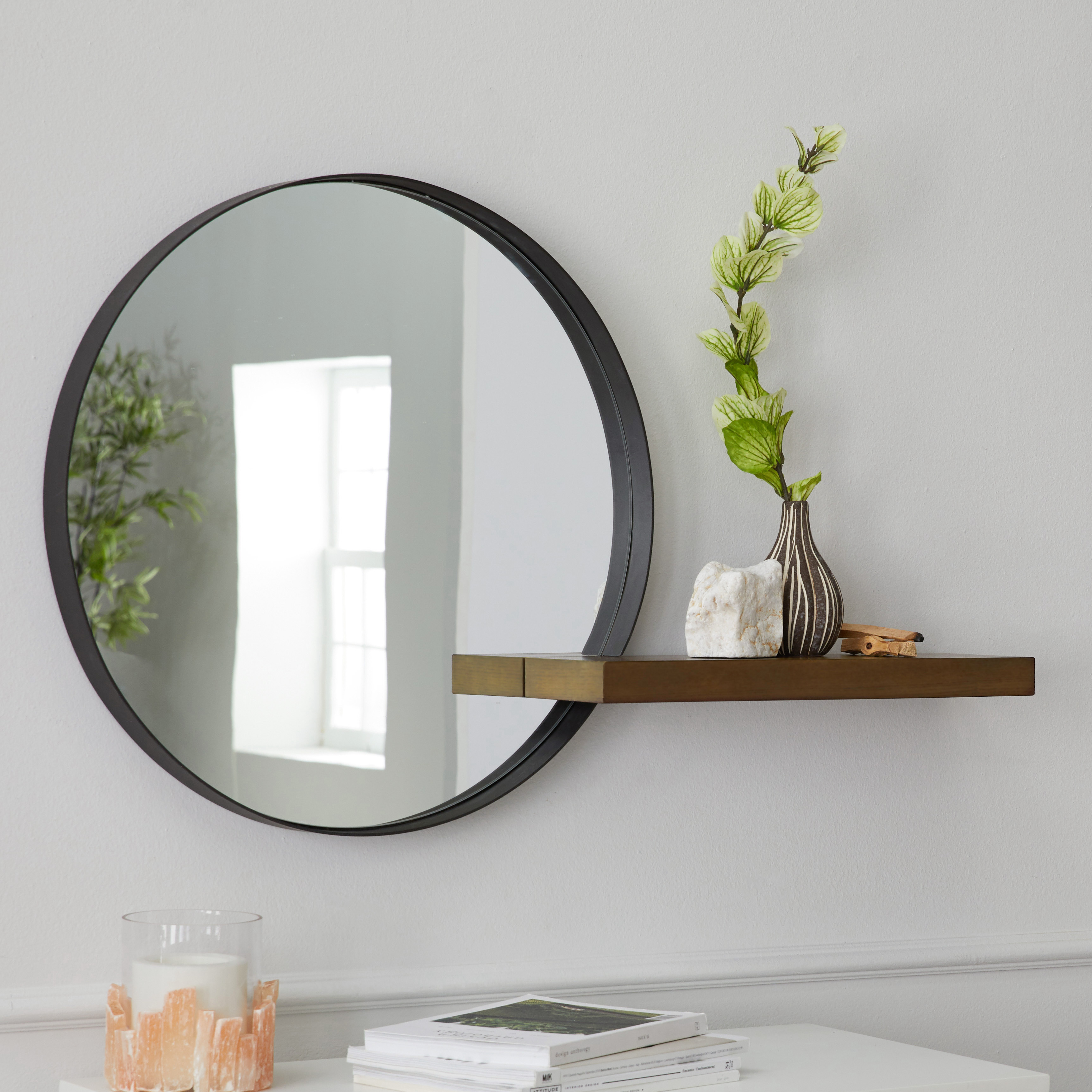 The Best Mirrors With Shelves Mirror Trends Apartment Therapy