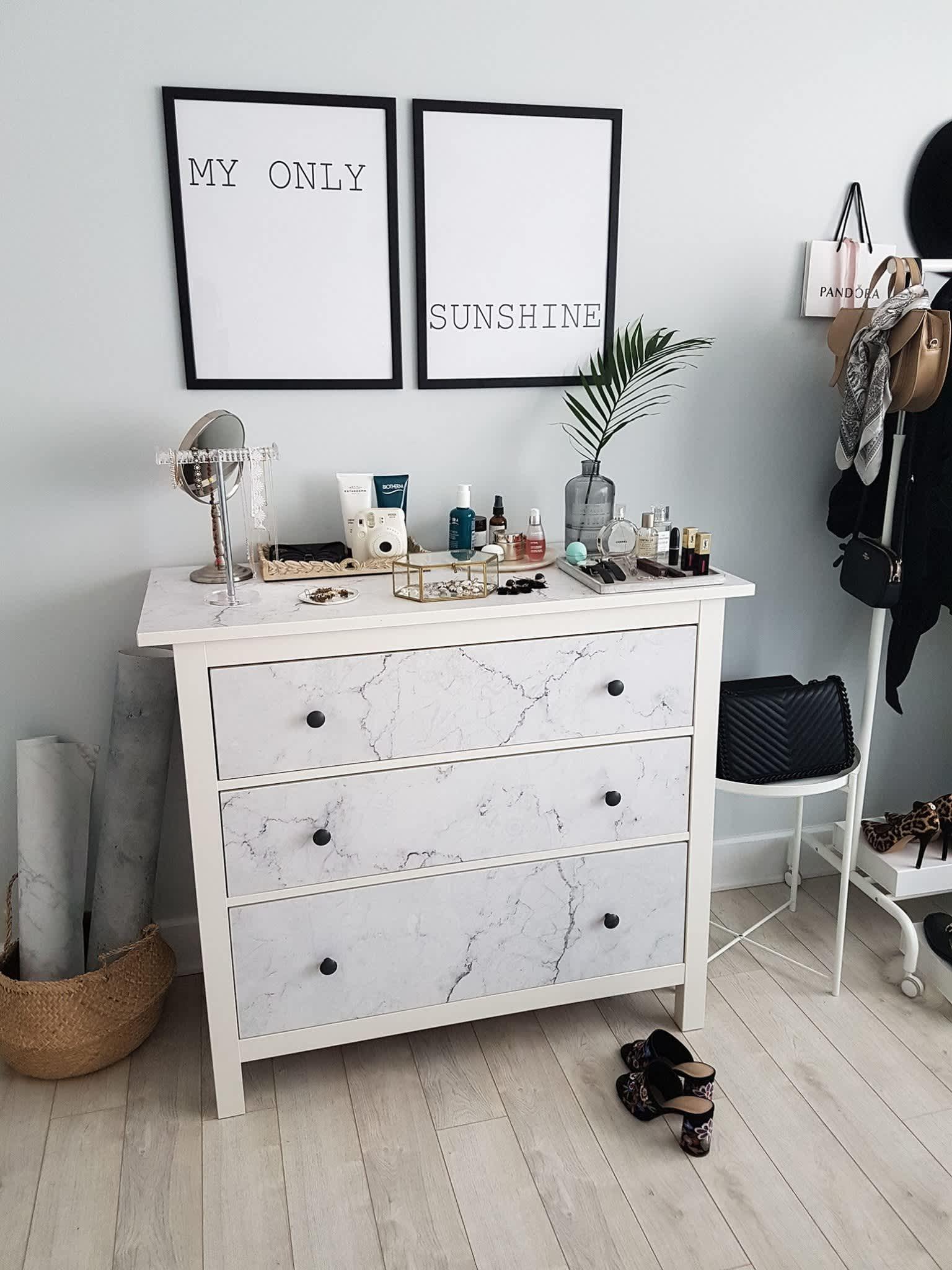 Ikea Diy Dresser Hacks Ikea Hemnes Dresser Hacks Apartment Therapy