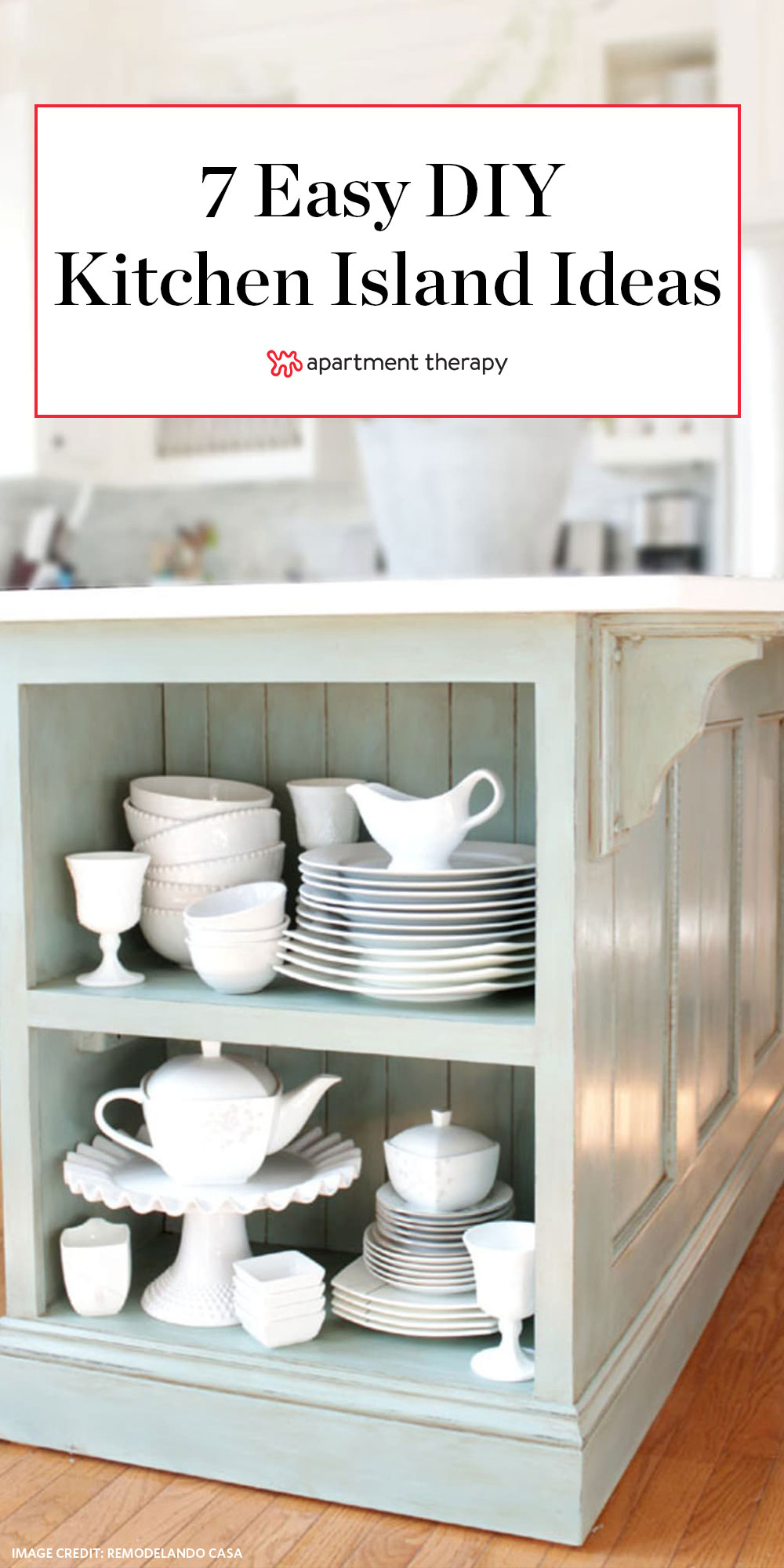 7 Easy Diy Kitchen Island Ideas How To Build A Kitchen Island Apartment Therapy