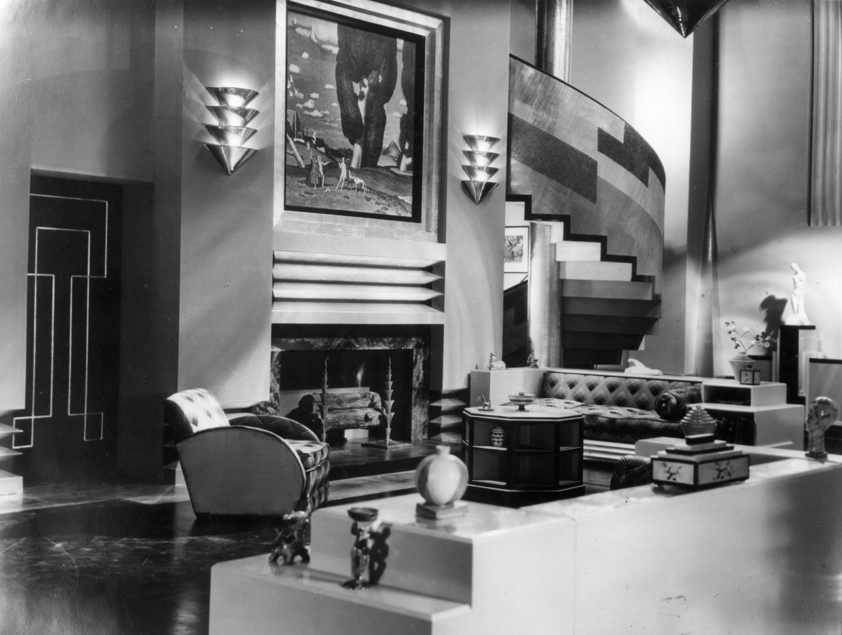 What Is Art Deco The Origins History Of Art Deco Design Apartment Therapy