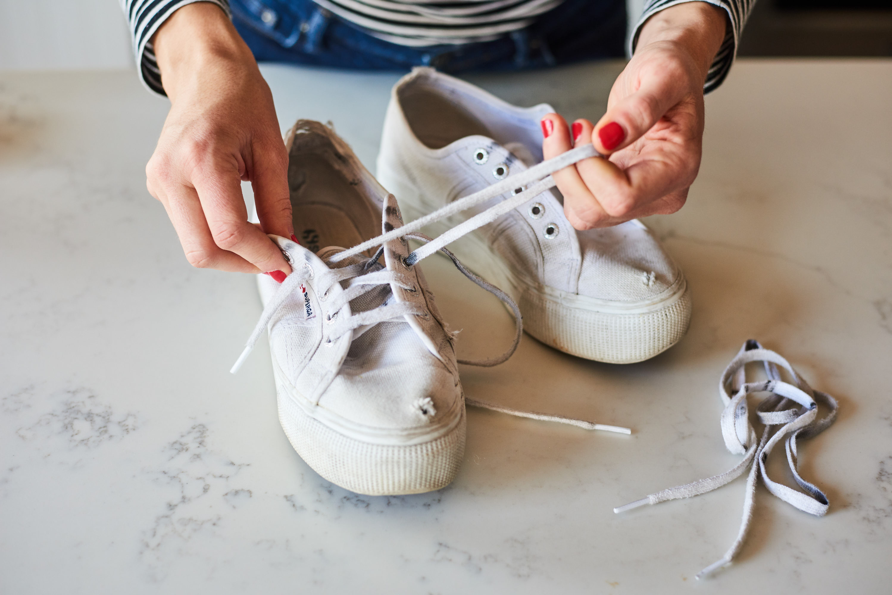 How to Clean Canvas Shoes | Kitchn