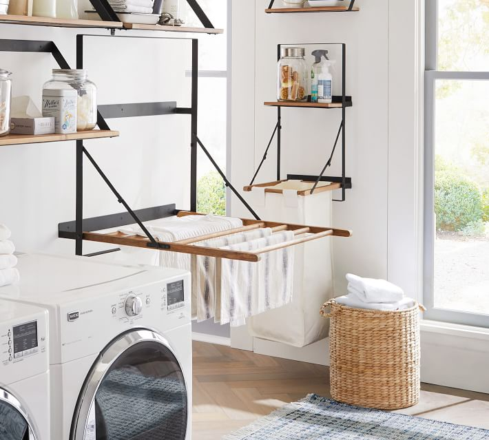 16 Laundry Room Organization Ideas Hacks Products Photos Apartment Therapy