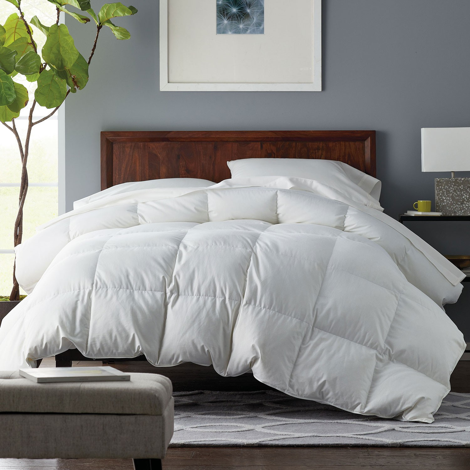 The Best Comforters 2020 Lightweight Down Alternative Down Apartment Therapy