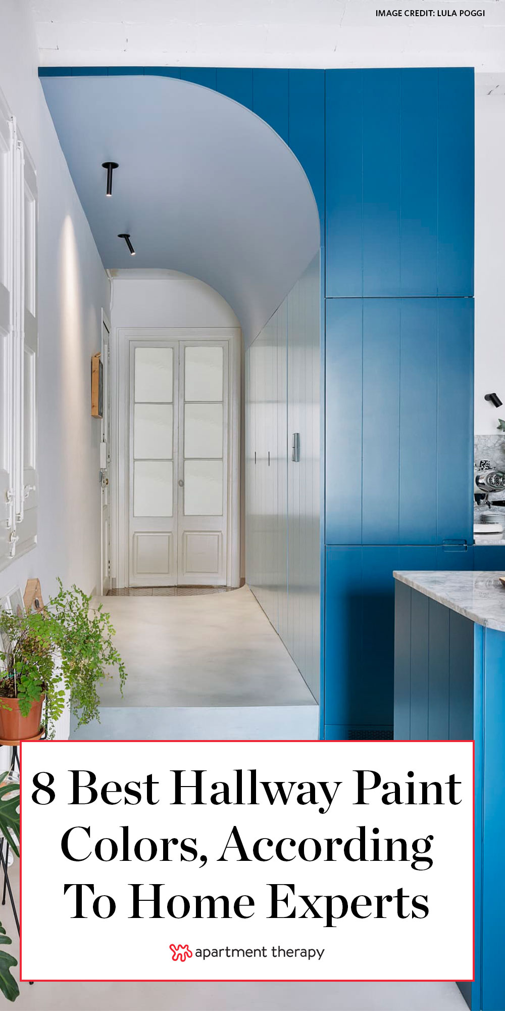 The Best Hallway Paint Colors According To Home Experts Apartment Therapy