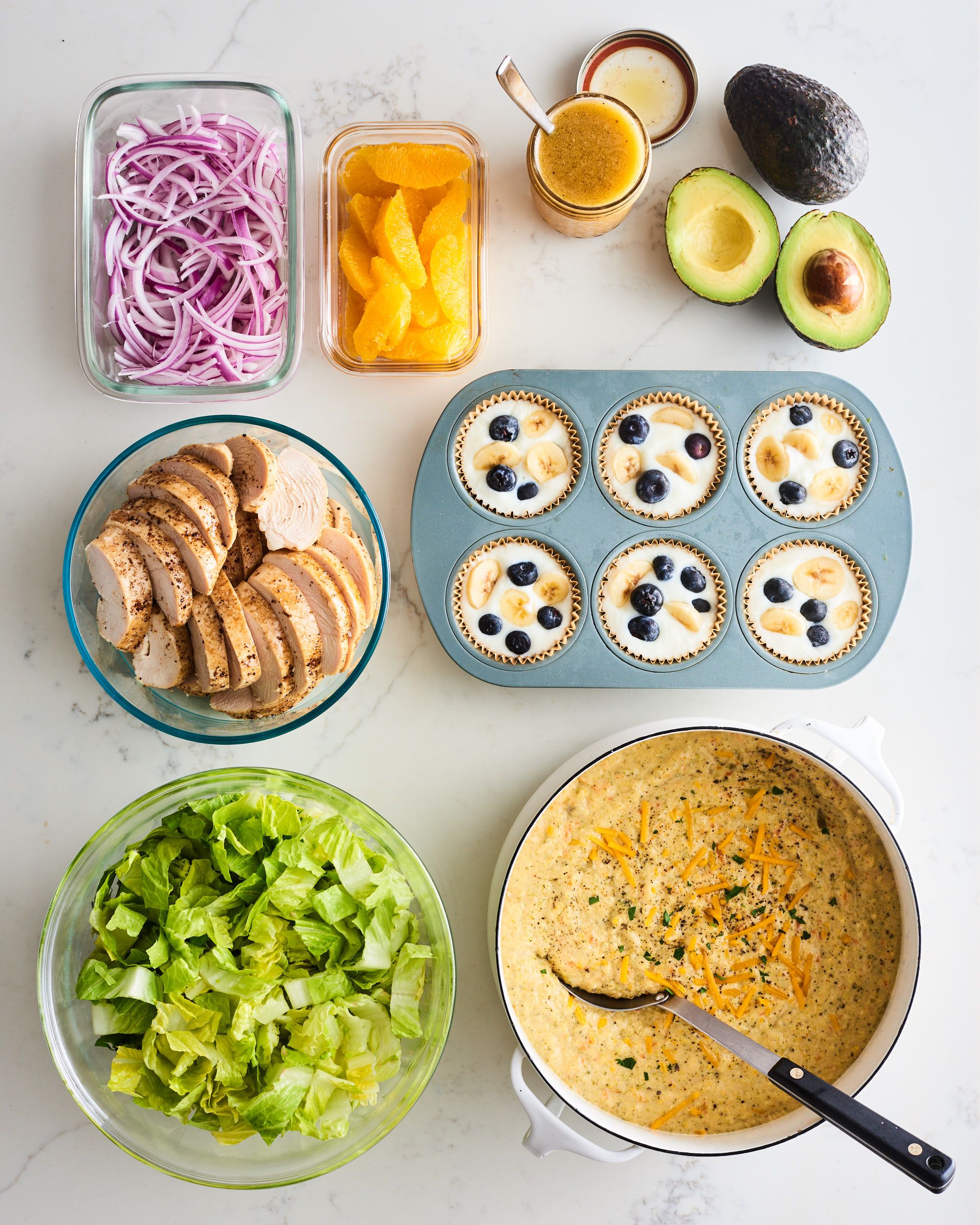 Costco Meal Prep for 1 Week of Costco Meals in 2 Hours | Kitchn