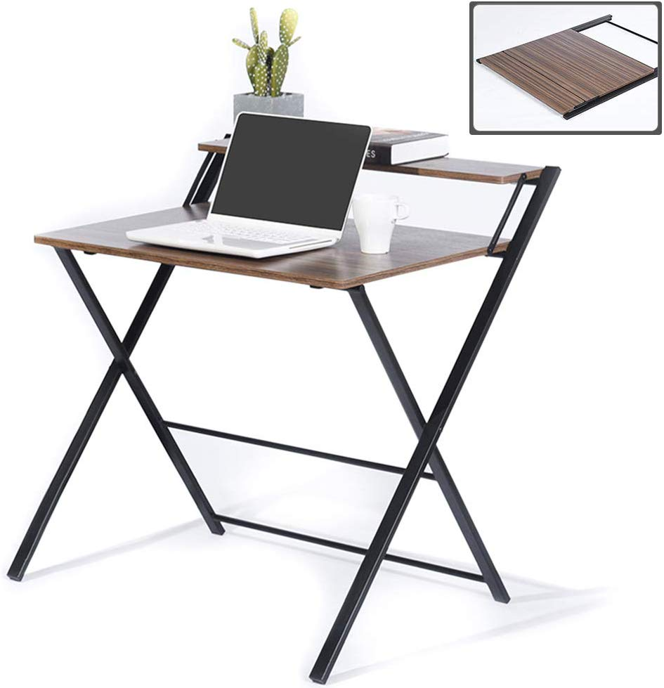 Origami RDF-01 Folding Computer Desk Black | 979x945