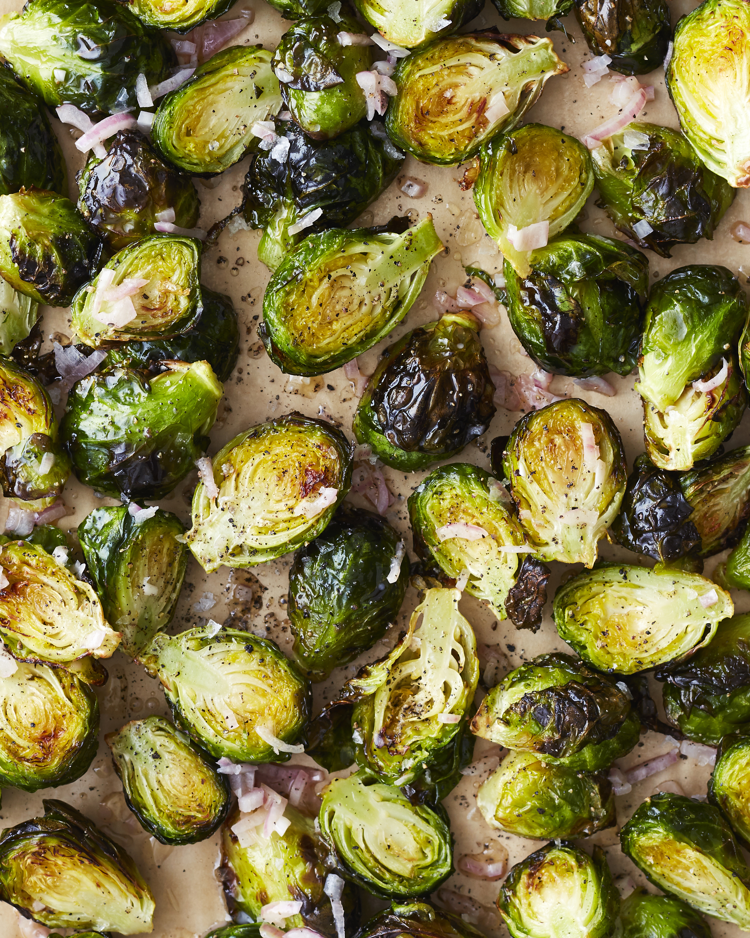 Air Fryer Brussels Sprouts Recipe Kitchn