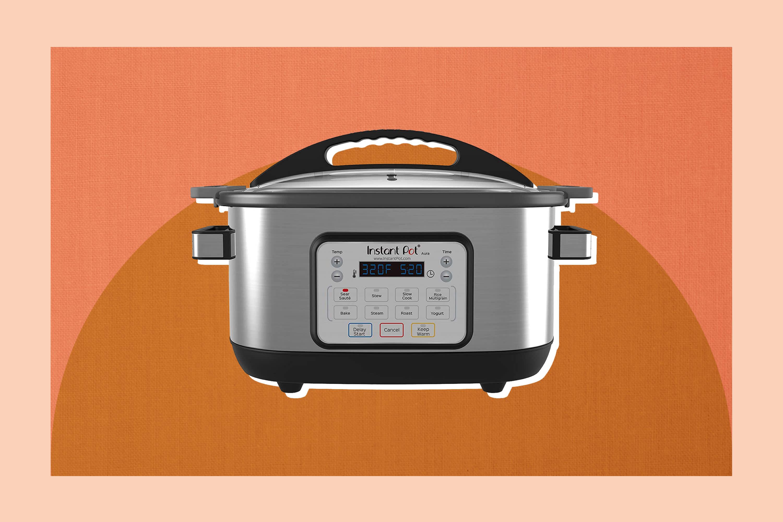 Instant Pot Aura 9 In 1 Multicooker Sale Amazon Kitchn