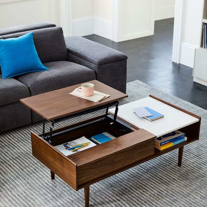 Best Storage Coffee Tables 2020 Apartment Therapy