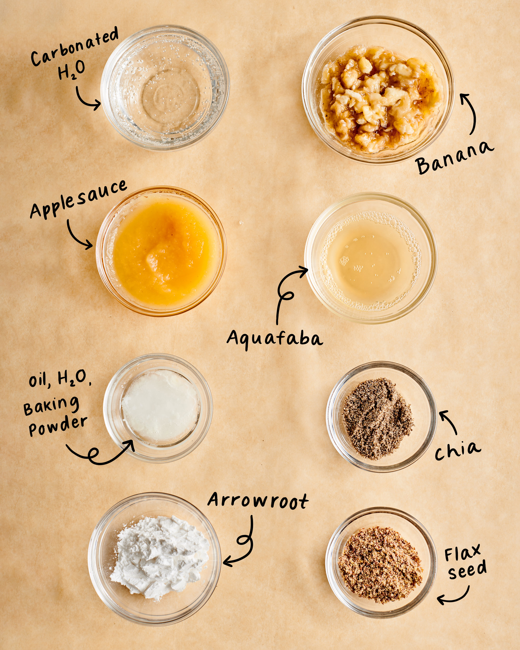 The 8 Best Egg Substitutes For Baking Tested And Ranked Kitchn