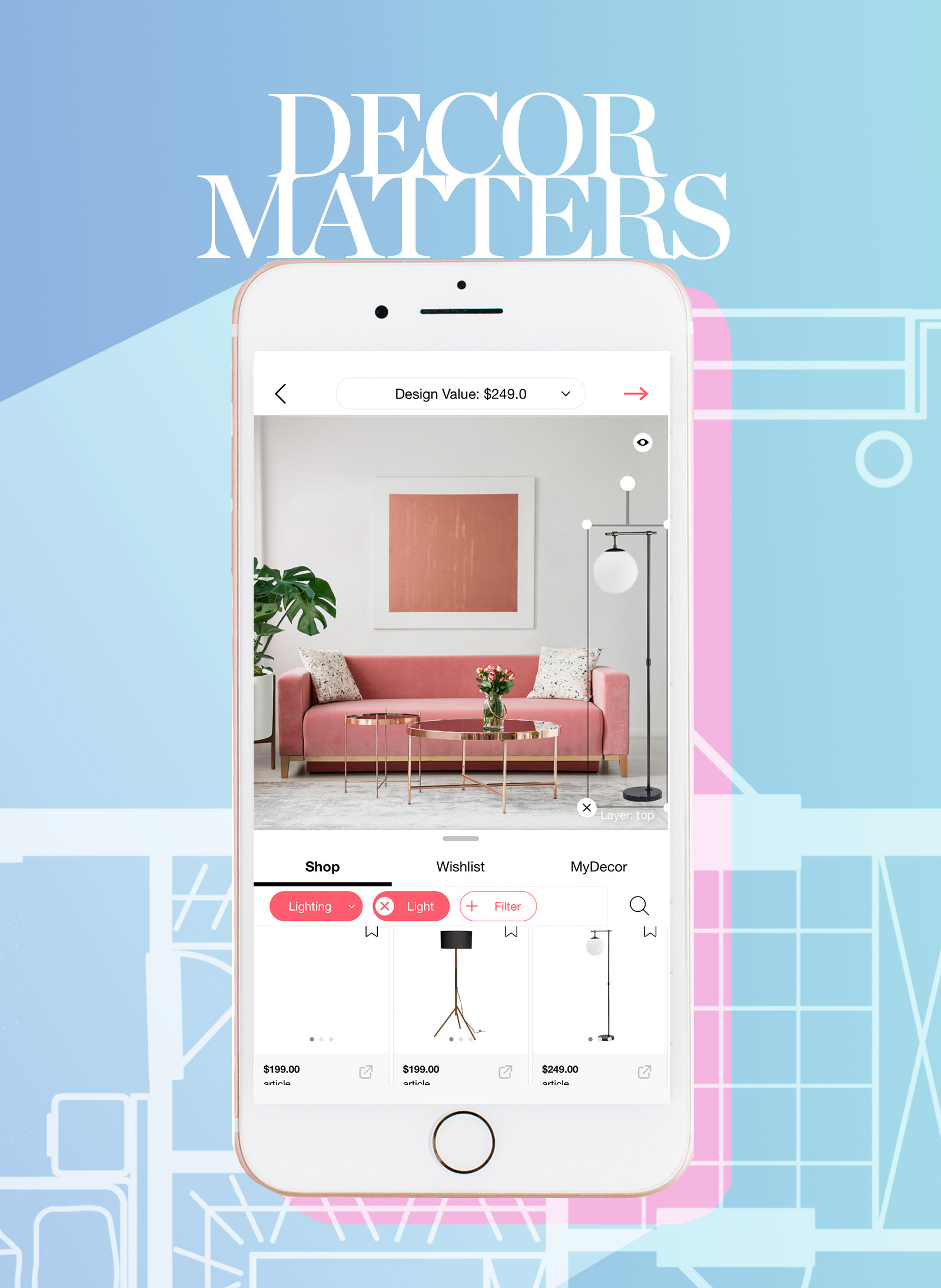 The 10 Best Apps For Room Design Room Layout Apartment Therapy