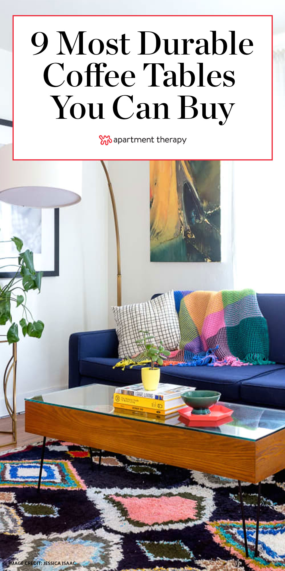 9 Durable Coffee Tables That Can Function As Dining Apartment Therapy