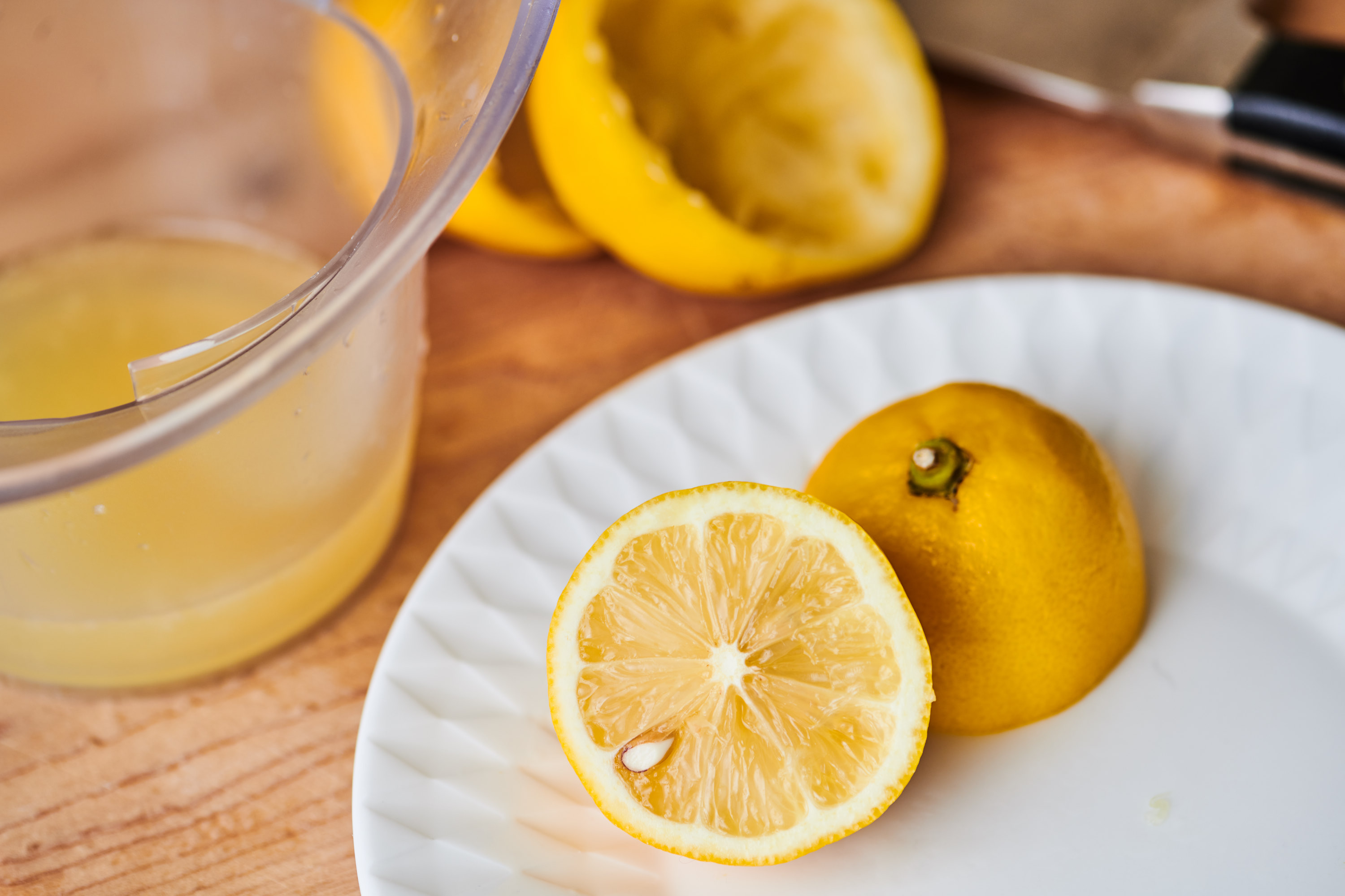 The Best Substitutes For Lemon Juice And Zest Kitchn