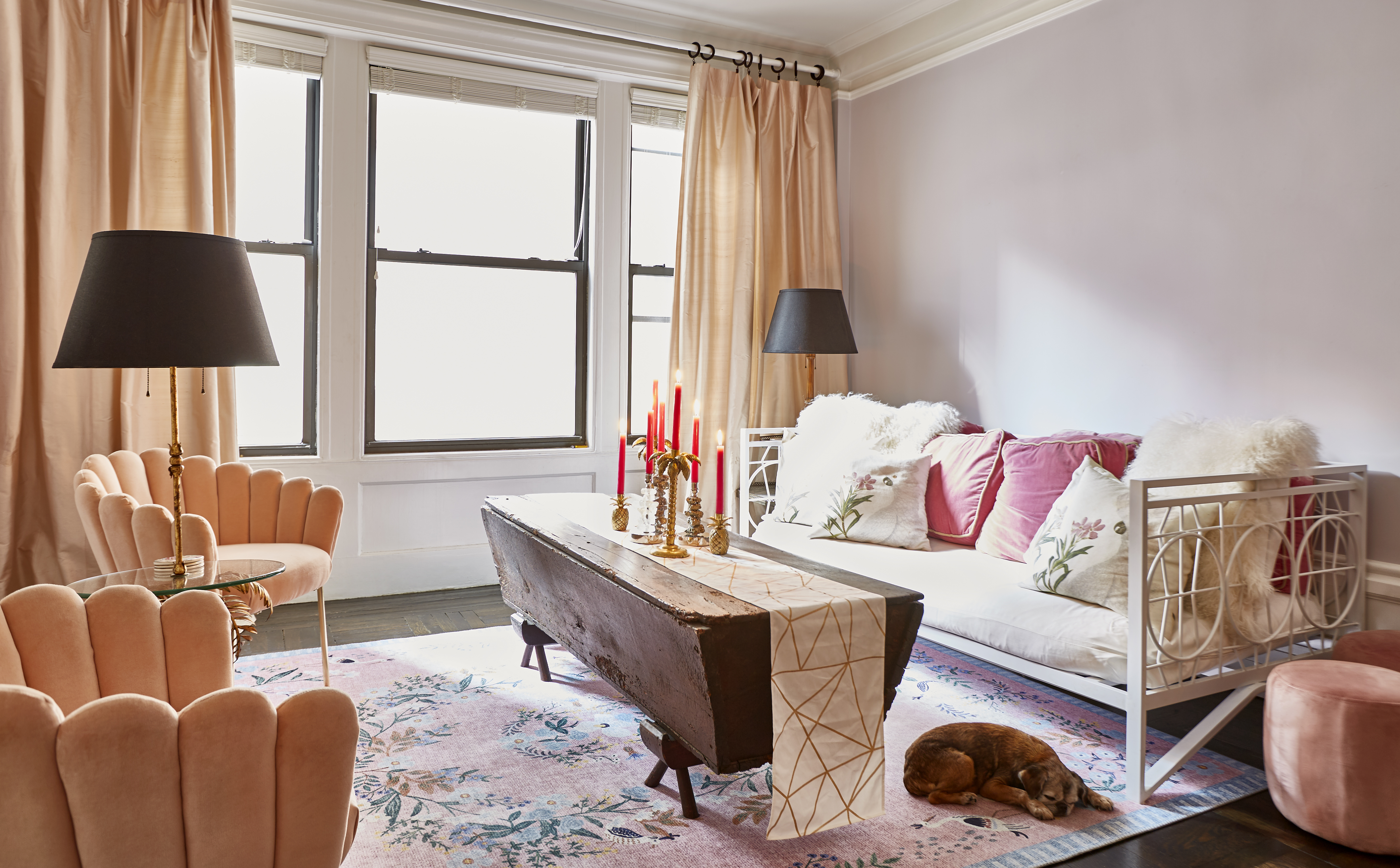 New York Apartment Therapy