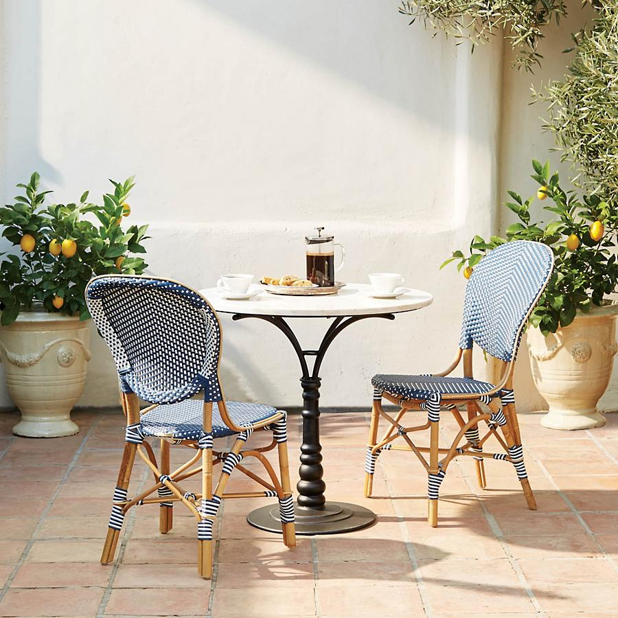 Small Space Outdoor Furniture Set For Patios And Balconies 2020 Apartment Therapy