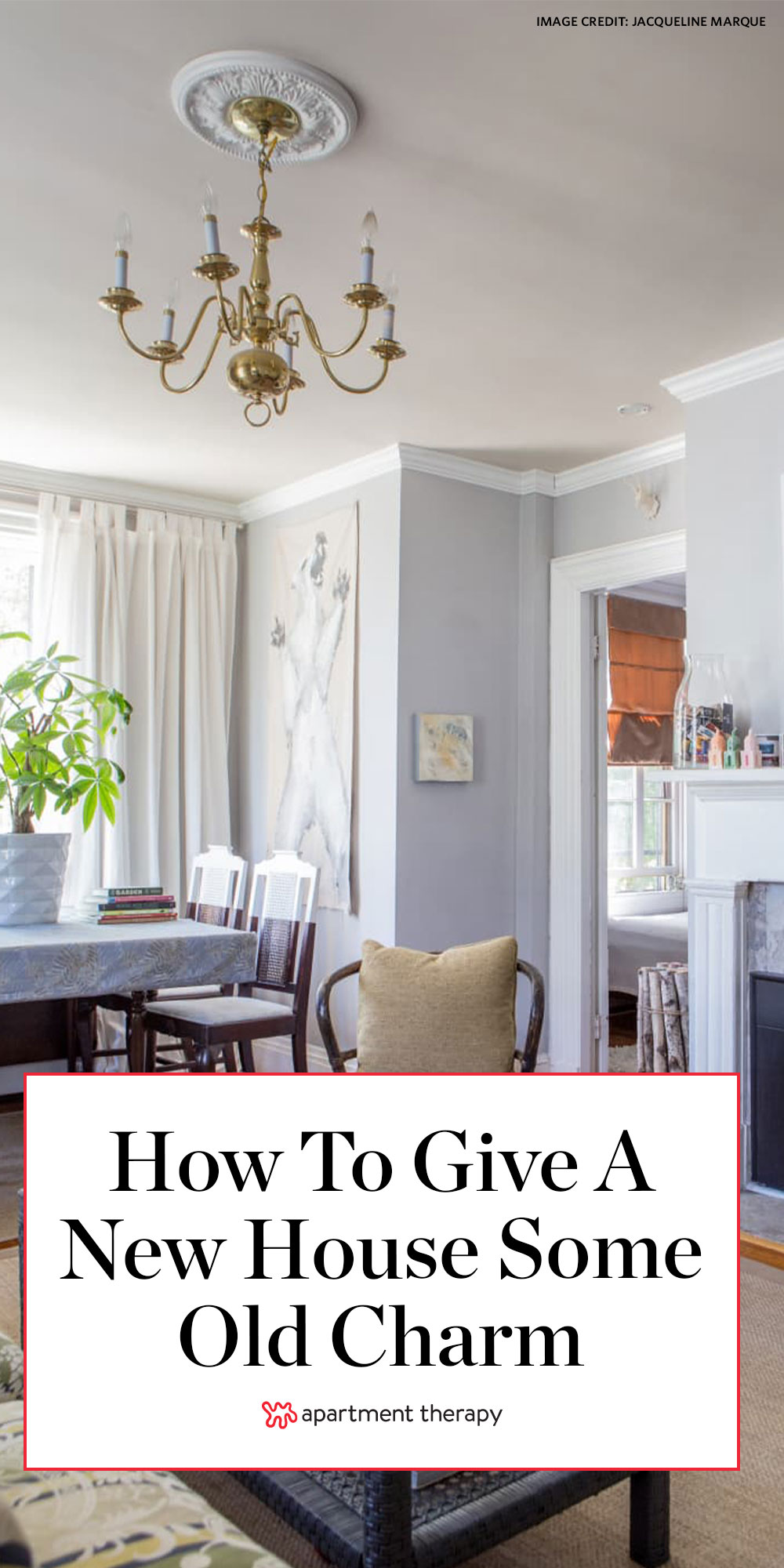 How To Design A New Home So It Looks Older Than It Is Apartment Therapy