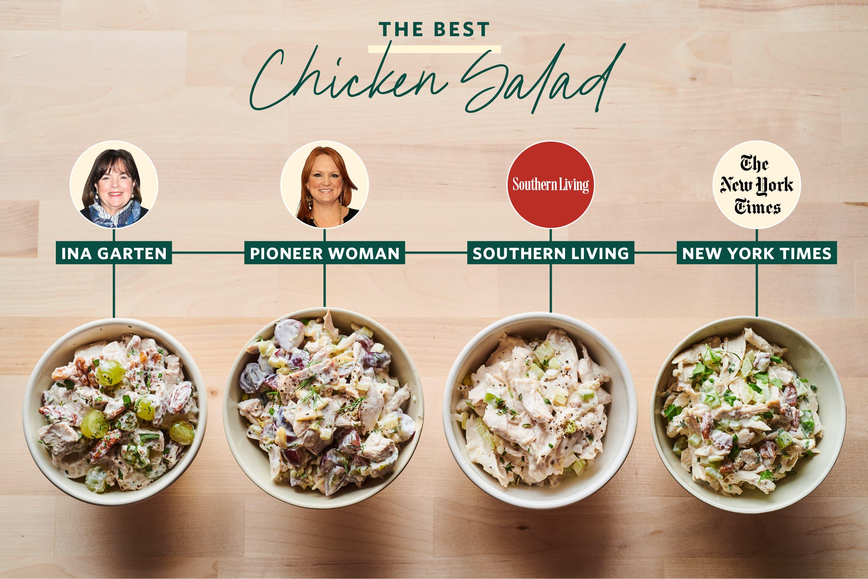 Chicken Salad Recipe Pioneer Woman