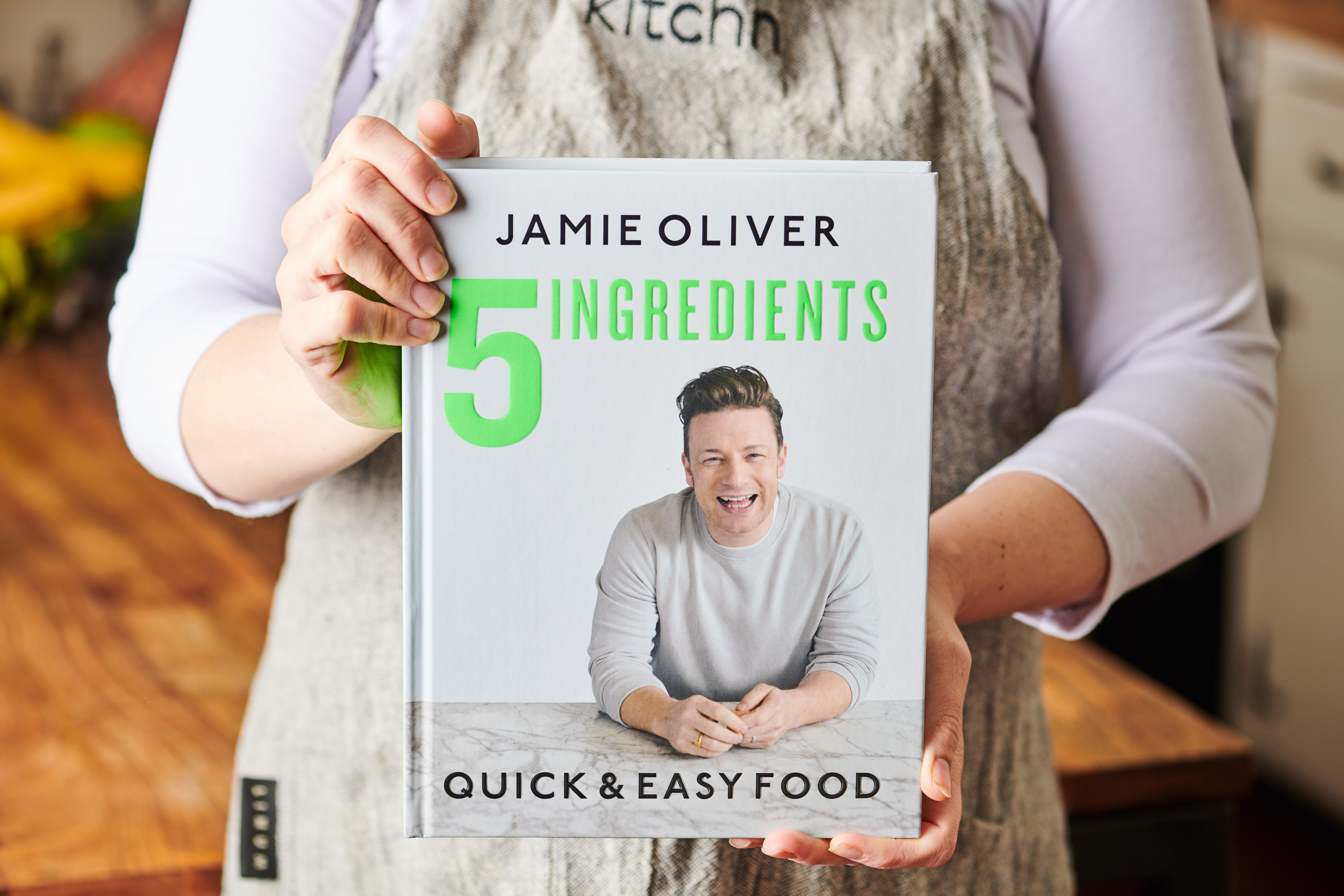 Jamie Oliver S 5 Ingredient Garlic Mushroom Pasta Kitchn