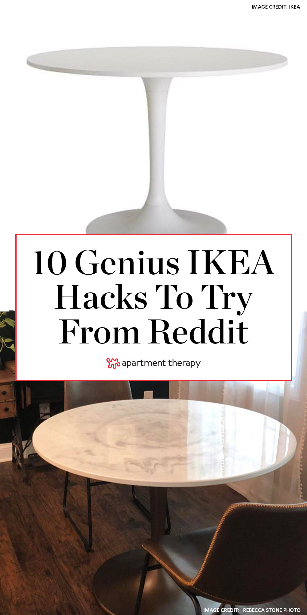 Best Ikea Hacks From Reddit Apartment Therapy