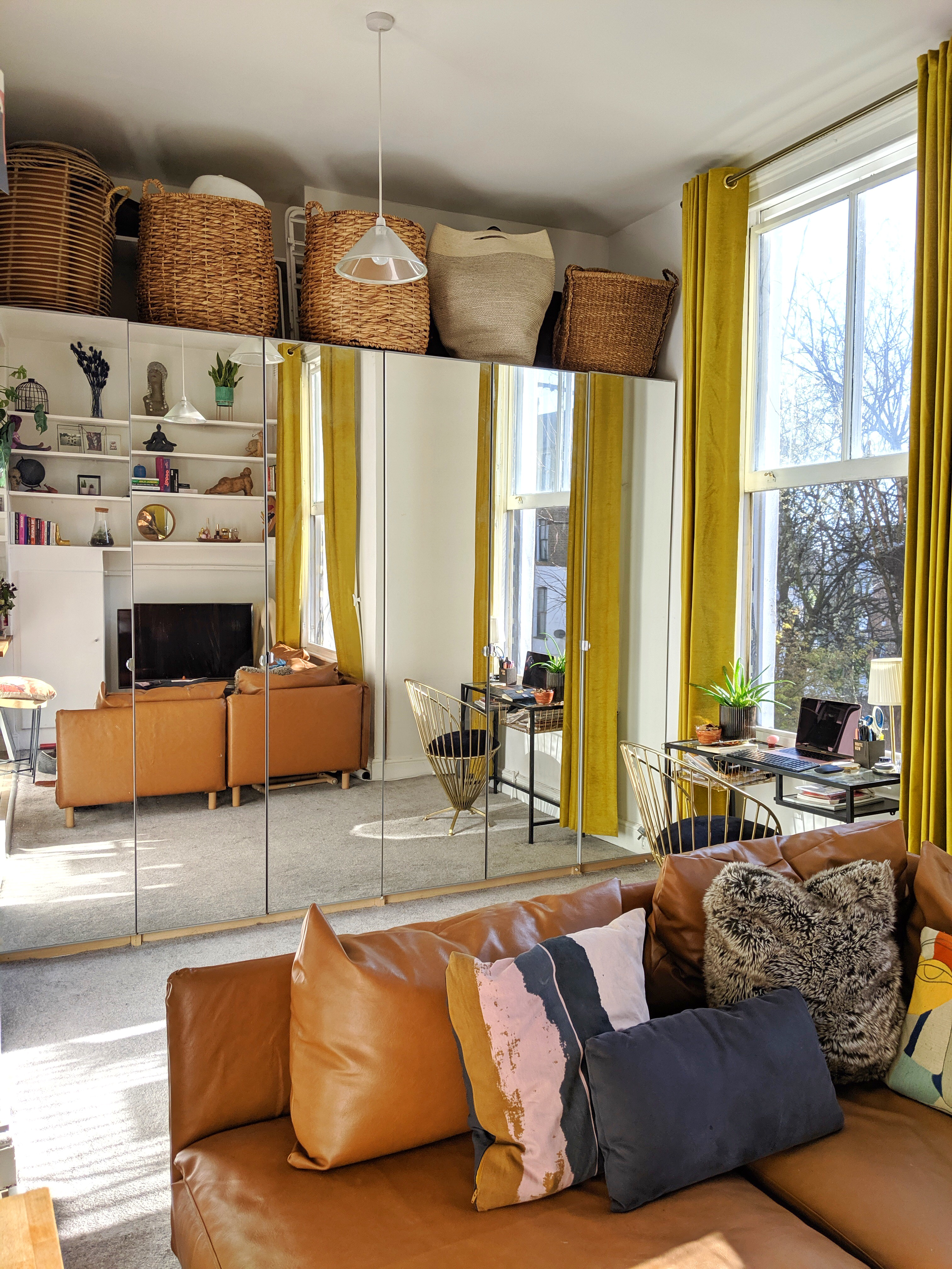 25 Boho Living Room Ideas Photos Of Cool Boho Living Rooms Apartment Therapy