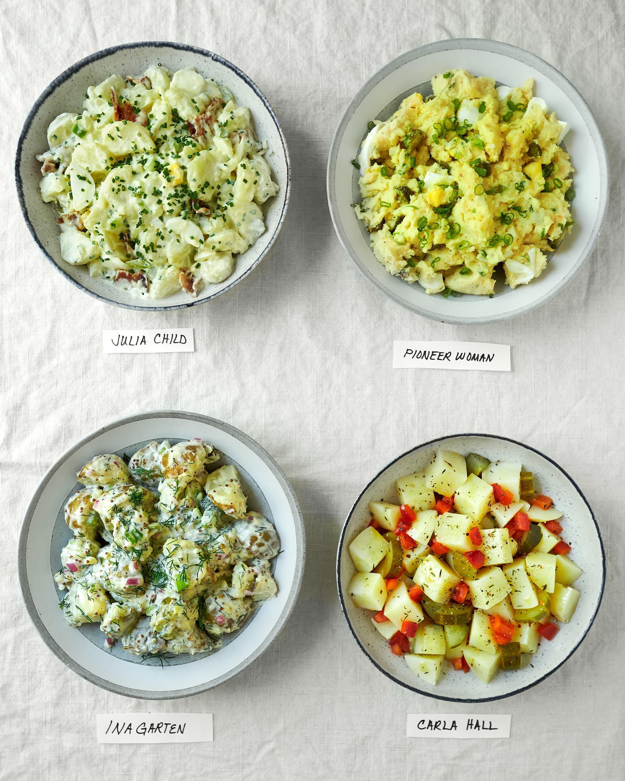 Red Potato Salad Recipe Ina Garten