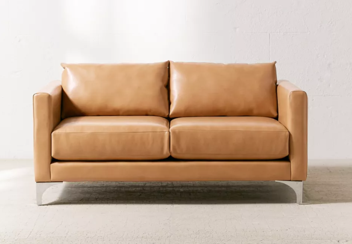 10 Best Loveseats Of 2020 Top 2 Seat Small Sofas Apartment Therapy
