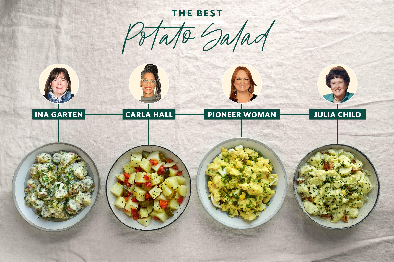 Dill Potato Salad Recipe Ina Garten