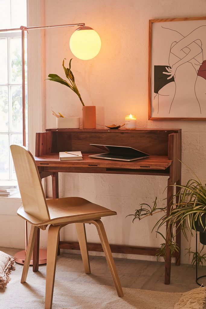 10 Mid Century Modern Desks For Home Office Apartment Therapy