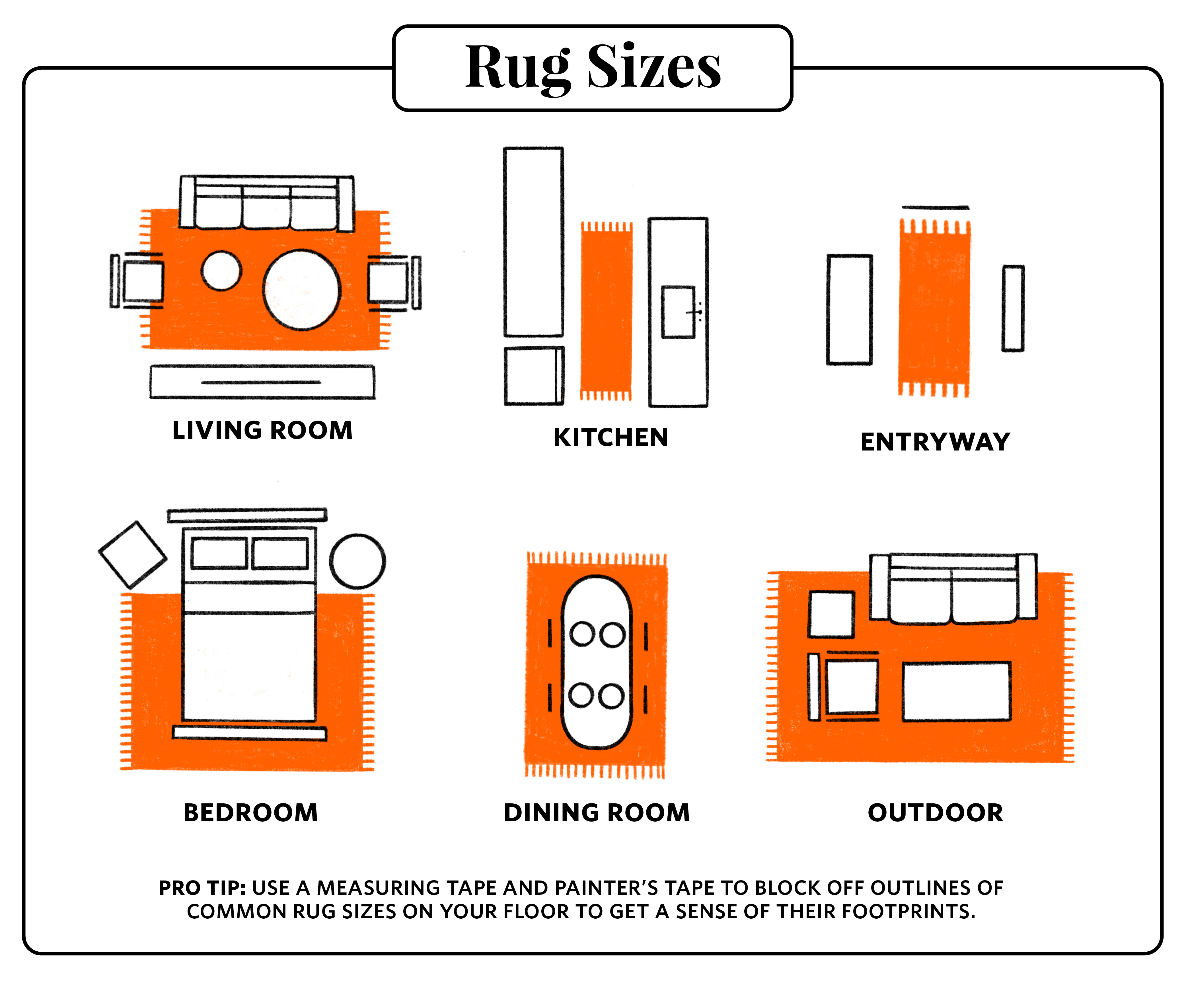 How To Buy A Rug Expert Guide To Rug Sizes Styles Shapes Stores Apartment Therapy