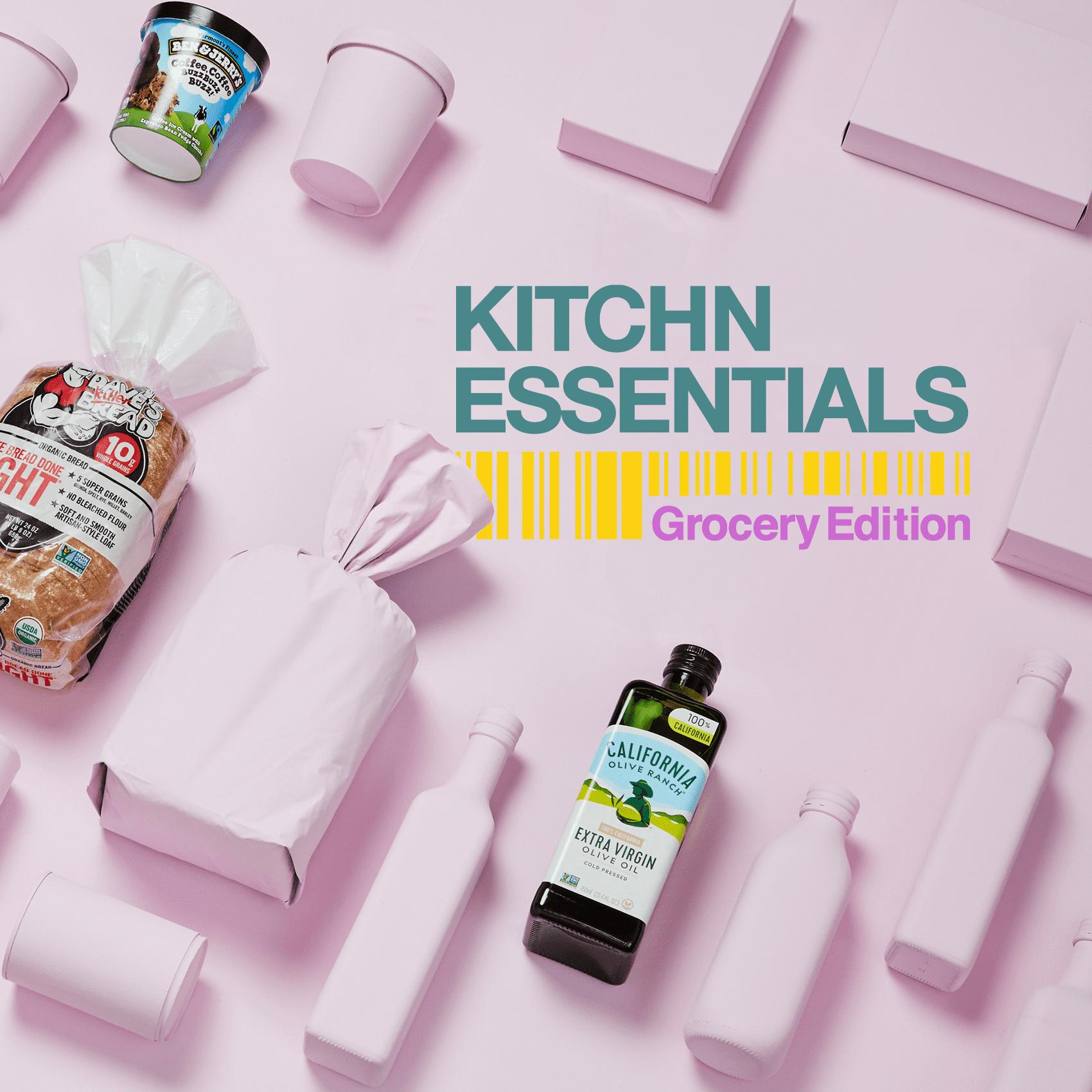 Kitchn Essentials: Grocery Edition
