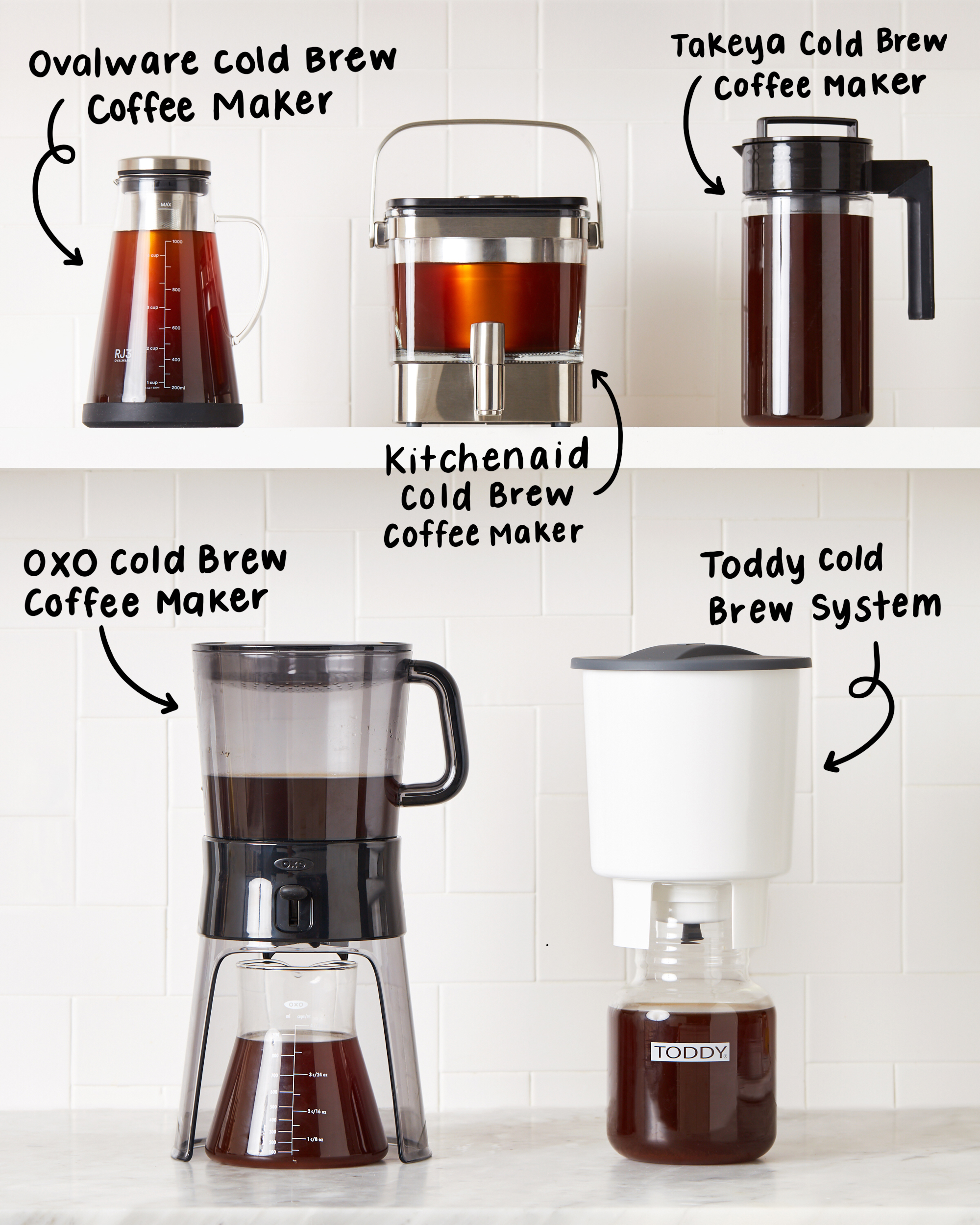 5 Best Cold Brew Coffee Makers Test Review Kitchn