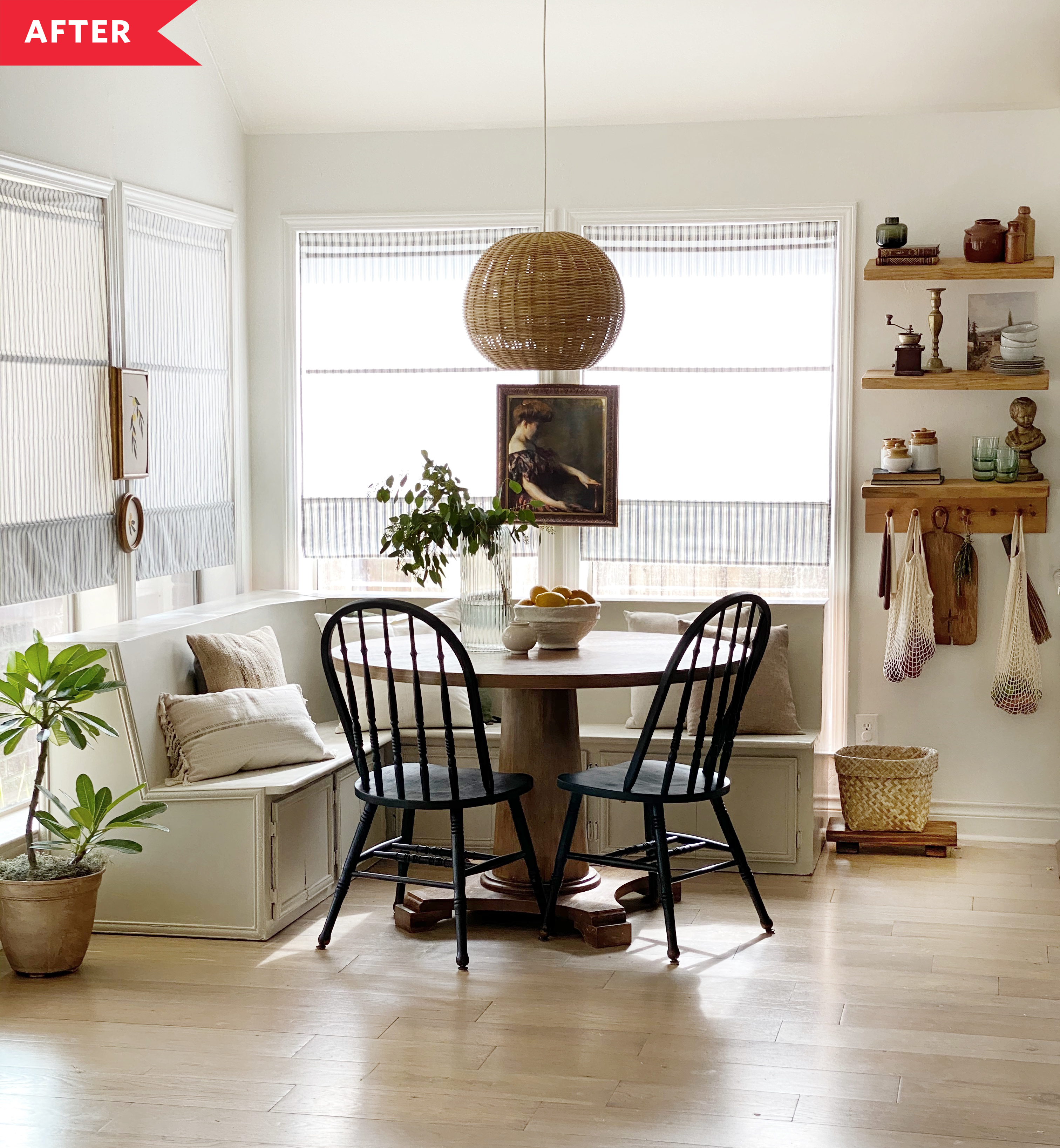 12 Small Breakfast Nooks For Cozy Kitchen Dining Space Ideas Apartment Therapy