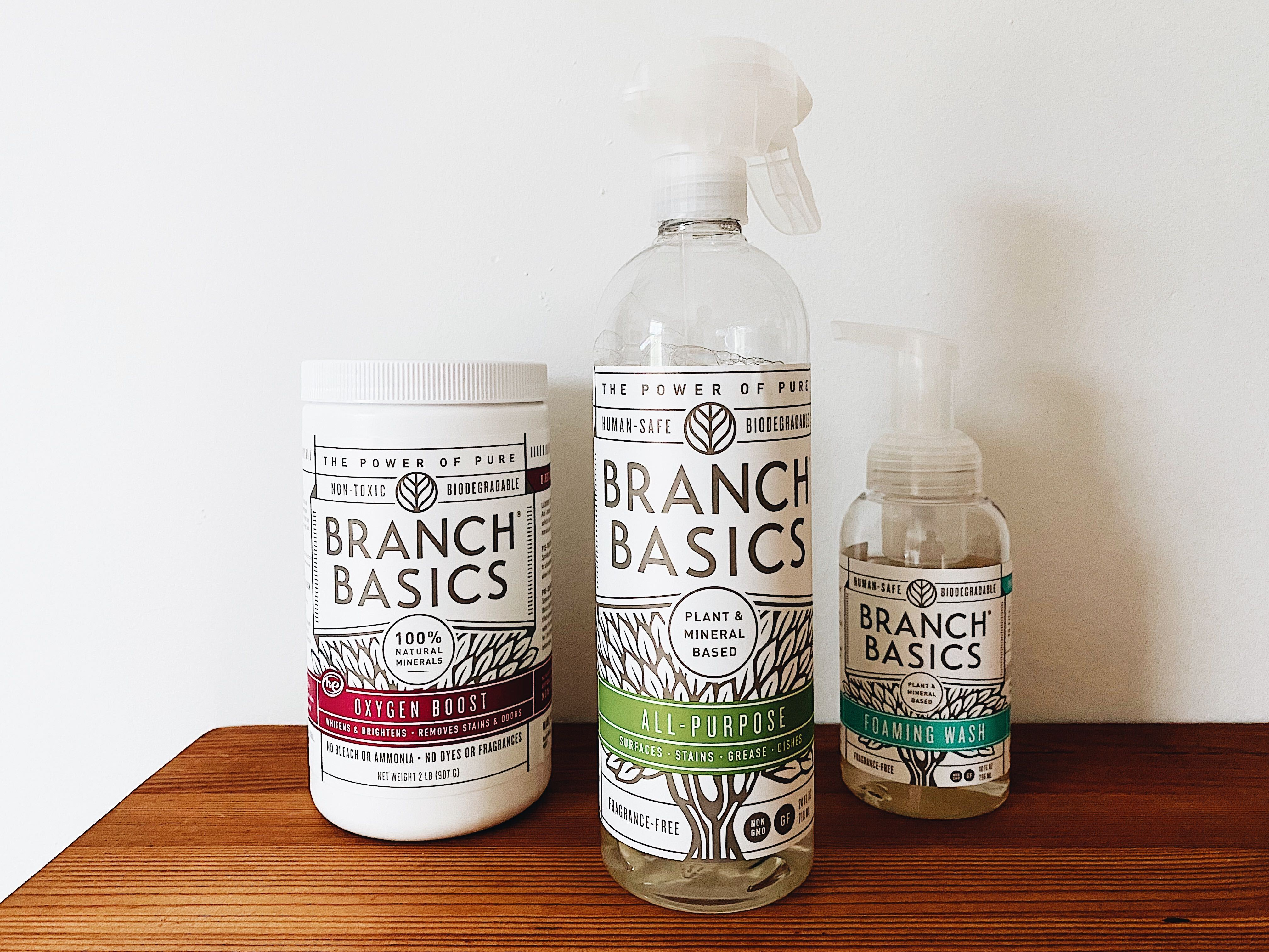Branch Basics Cleaning Review Kitchn