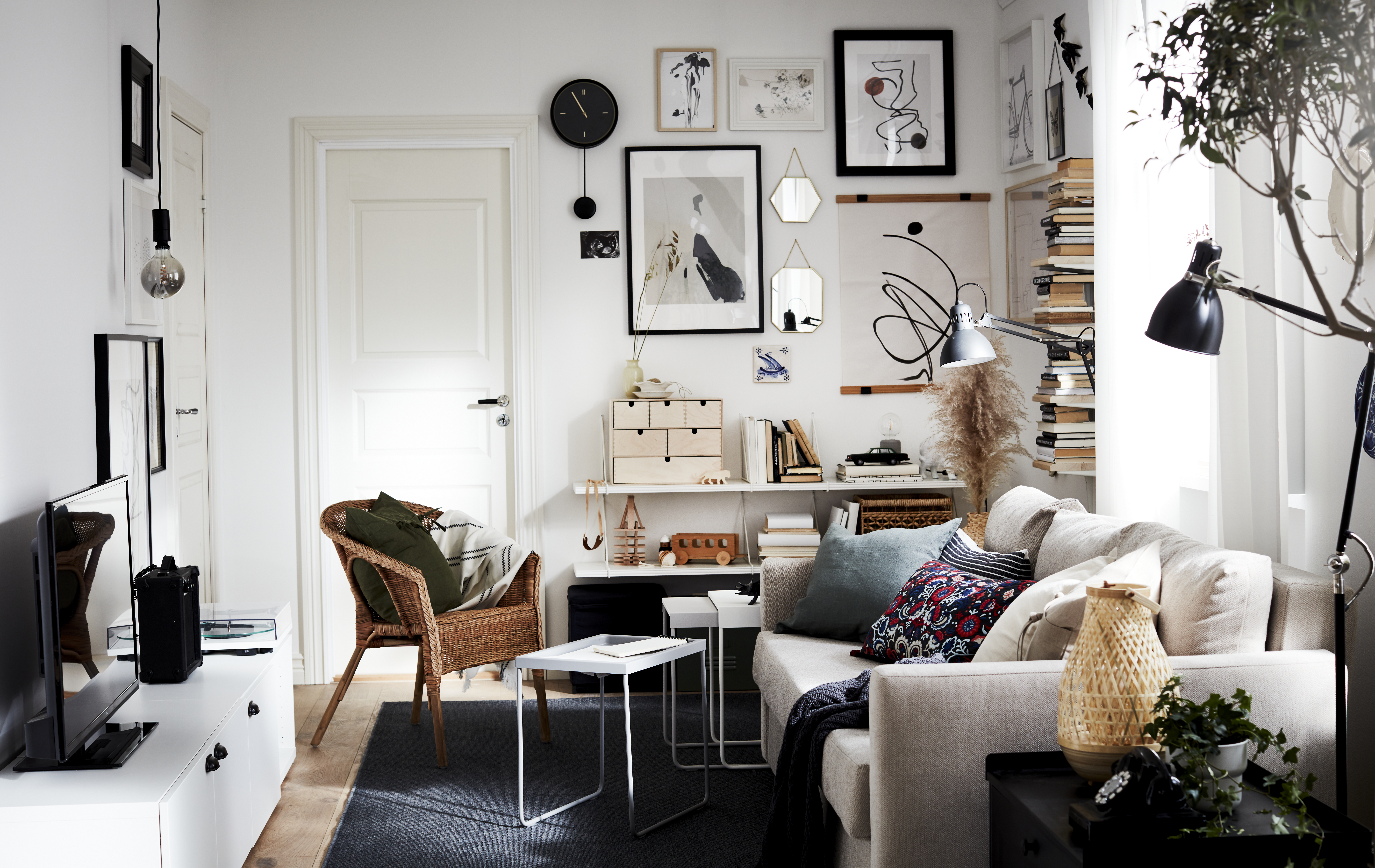 The Best New Living Room Finds From The IKEA 2021 Catalog | Apartment Therapy