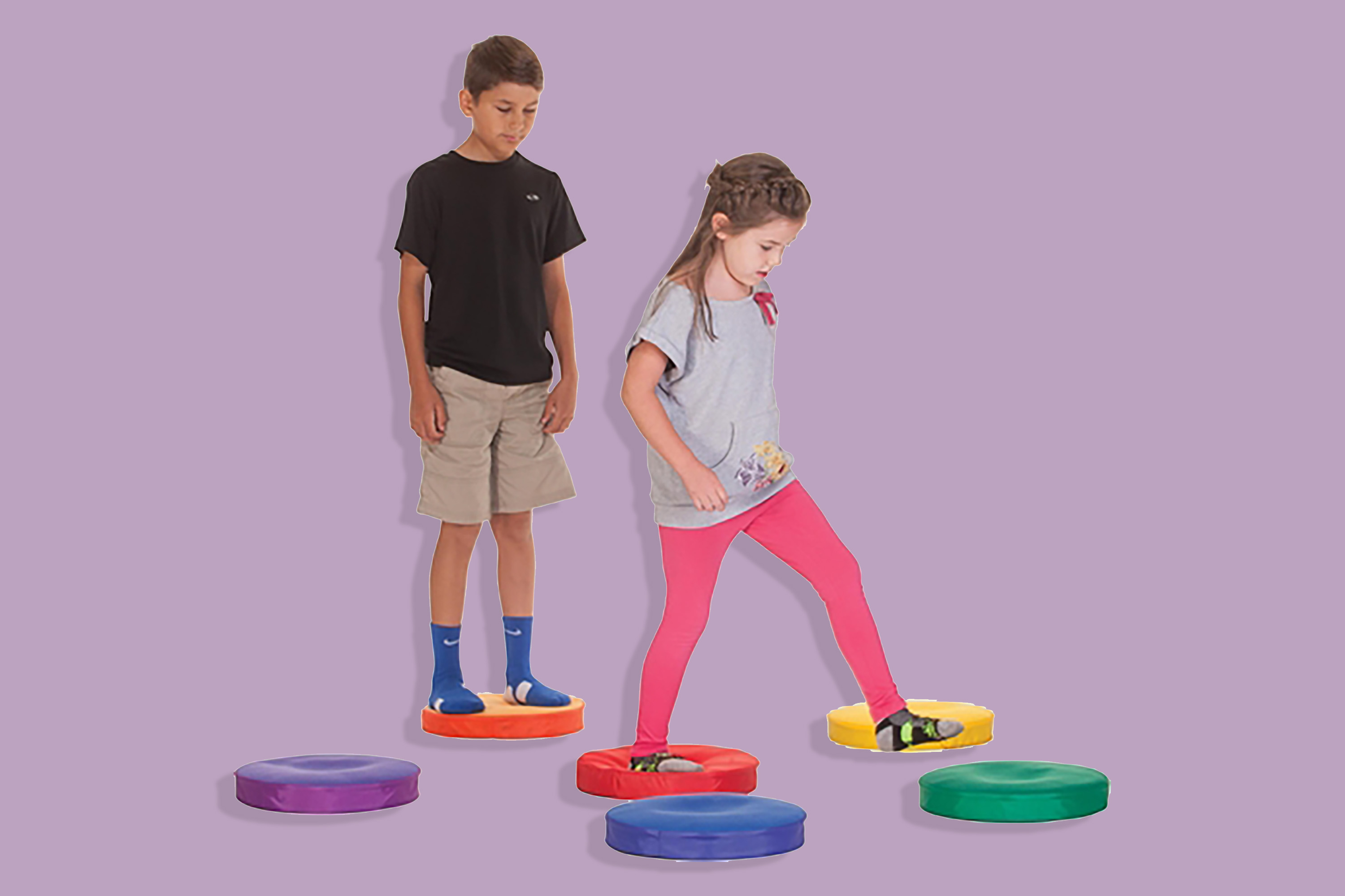 I'm Obsessed with These Fun, Affordable Indoor Exercise Kits (My Kids Are Too!)