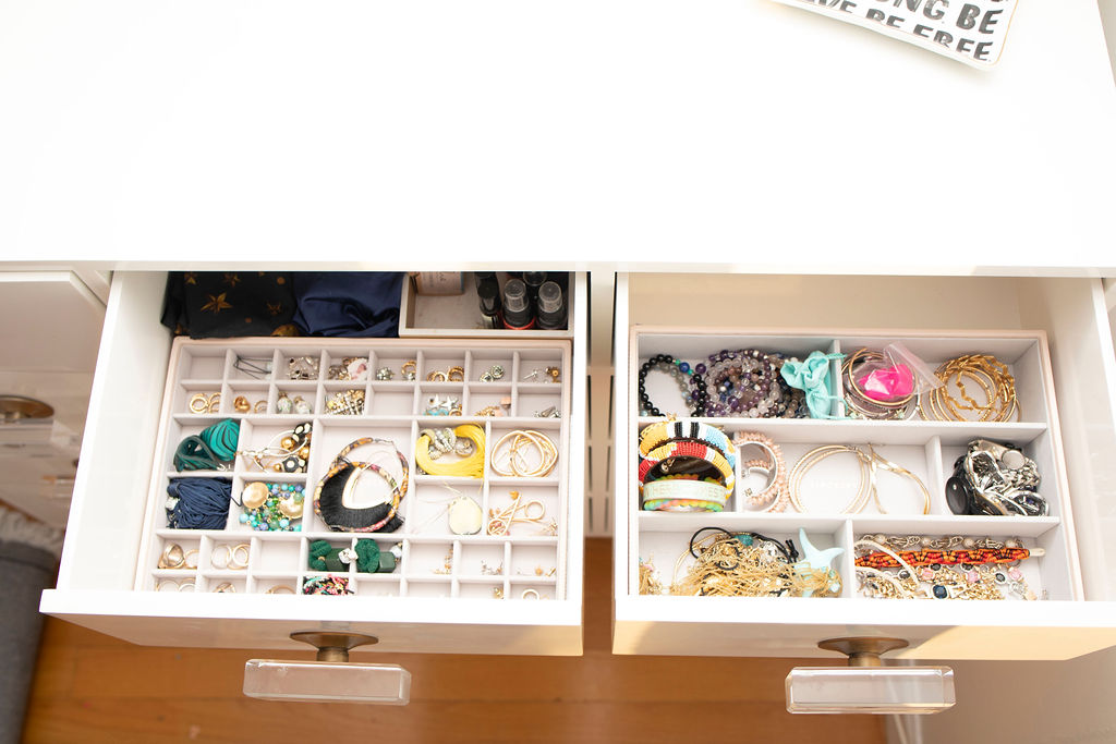 How To Store Necklaces Other Jewelry 14 Creative Ideas Apartment Therapy
